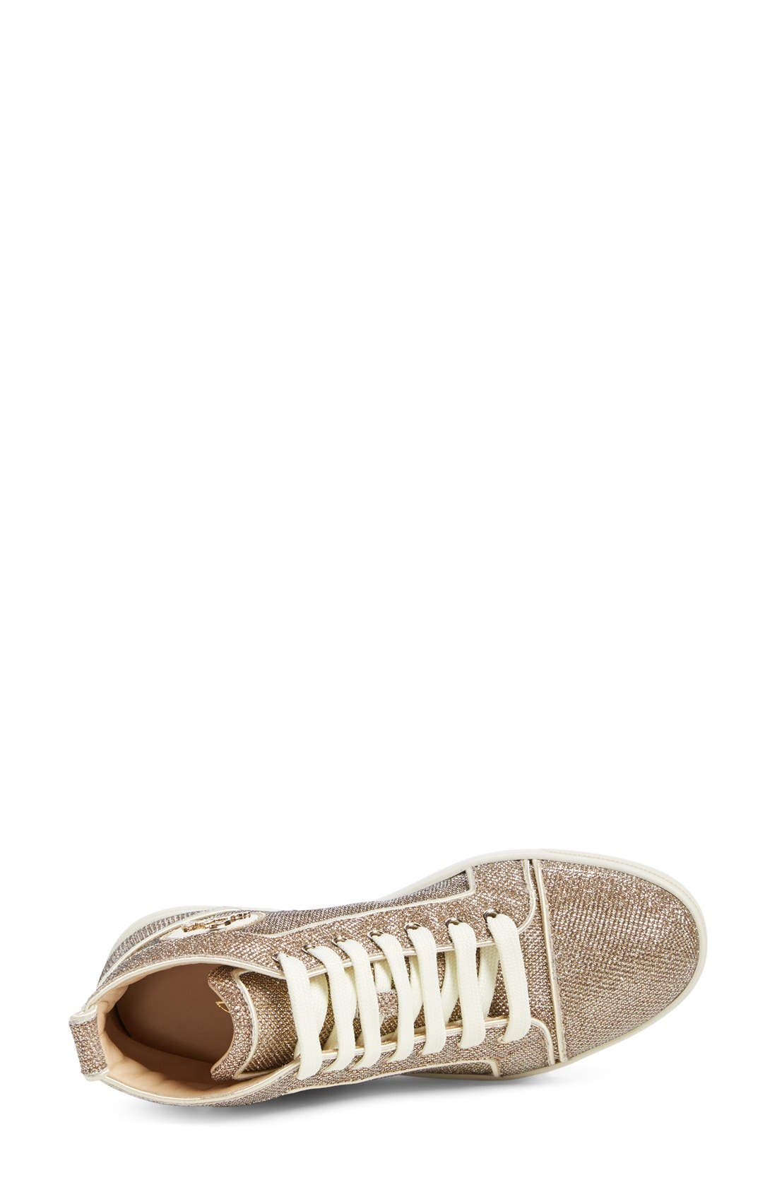 Bip Bip High Top Sneaker,                             Alternate thumbnail 7, color,