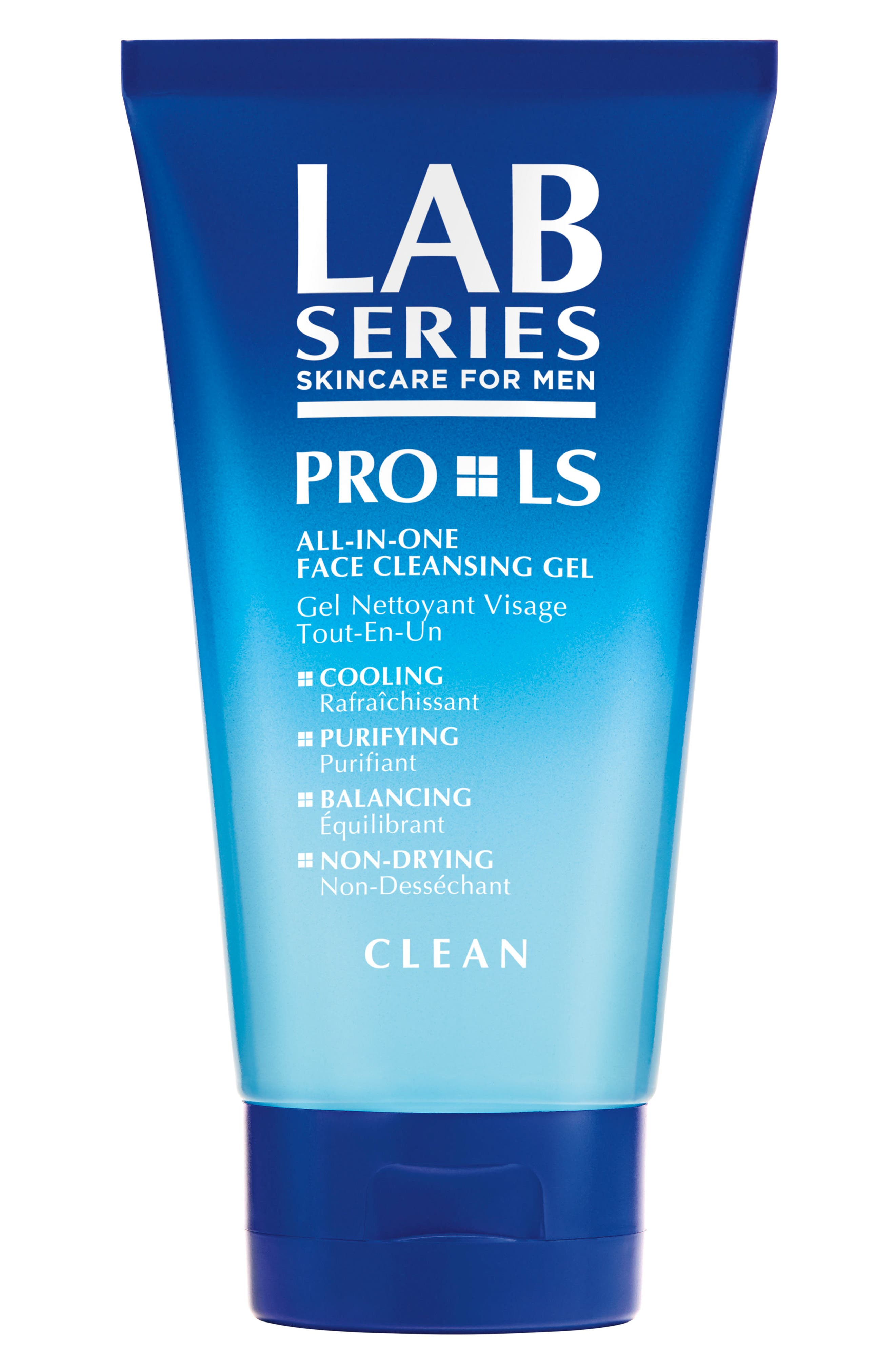 PRO LS All-in-One Face Cleansing Gel,                         Main,                         color, NO COLOR
