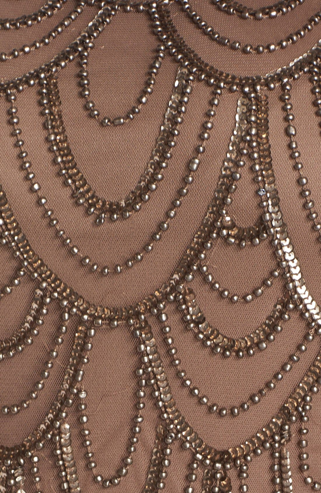 Beaded Sheath Dress,                             Alternate thumbnail 43, color,
