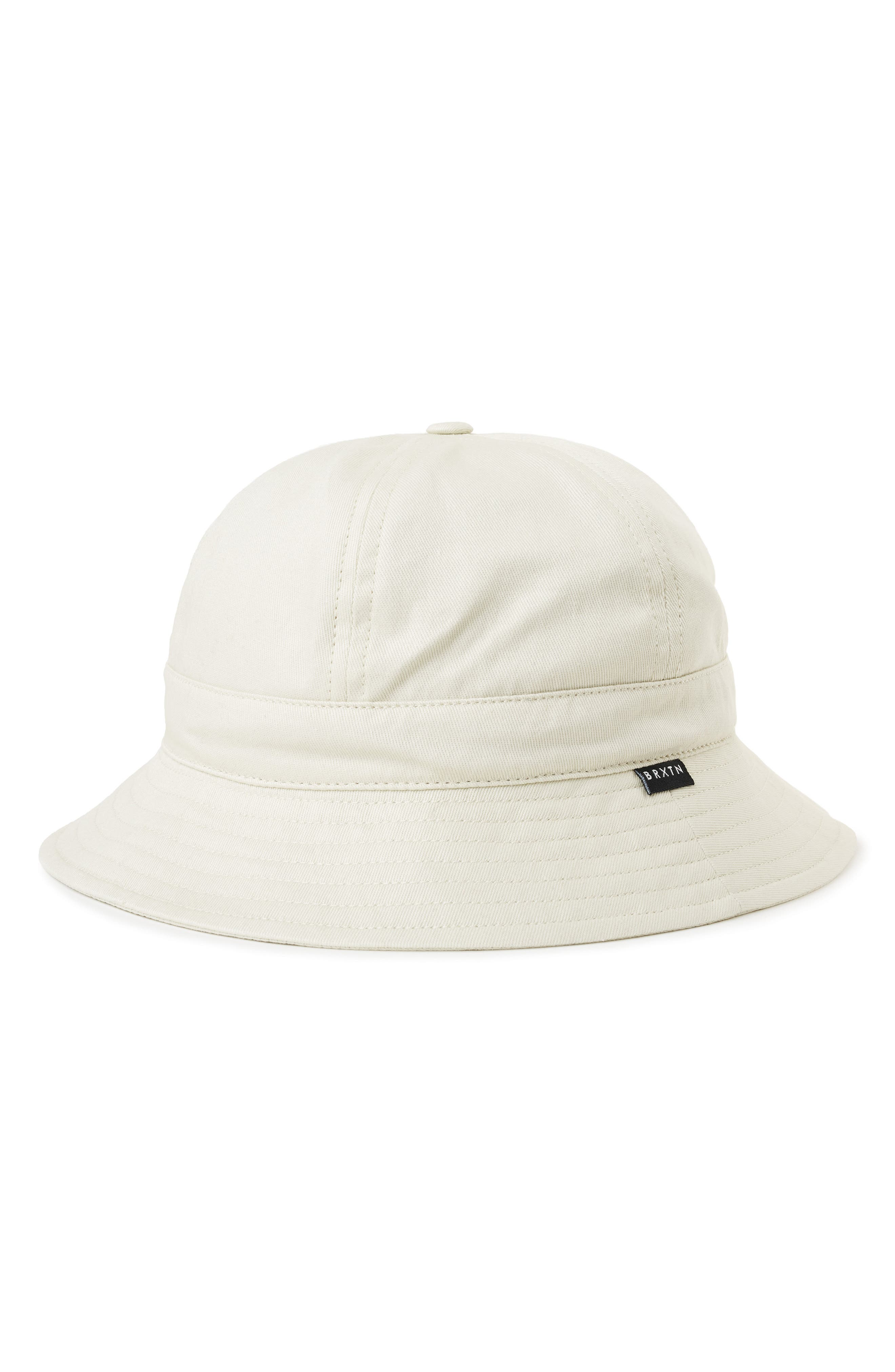 Banks II Bucket Hat, Main, color, OFF WHITE