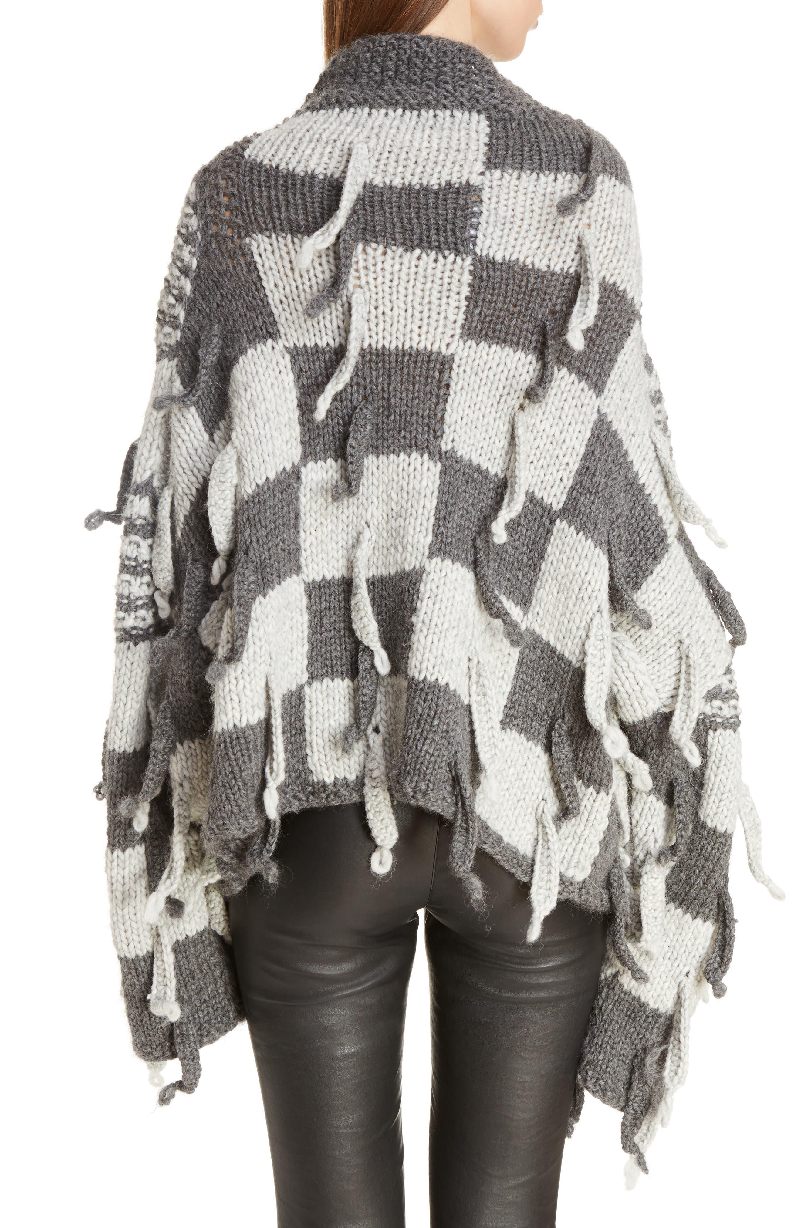 Chunky Knit Wool & Alpaca Sweater,                             Alternate thumbnail 2, color,                             023