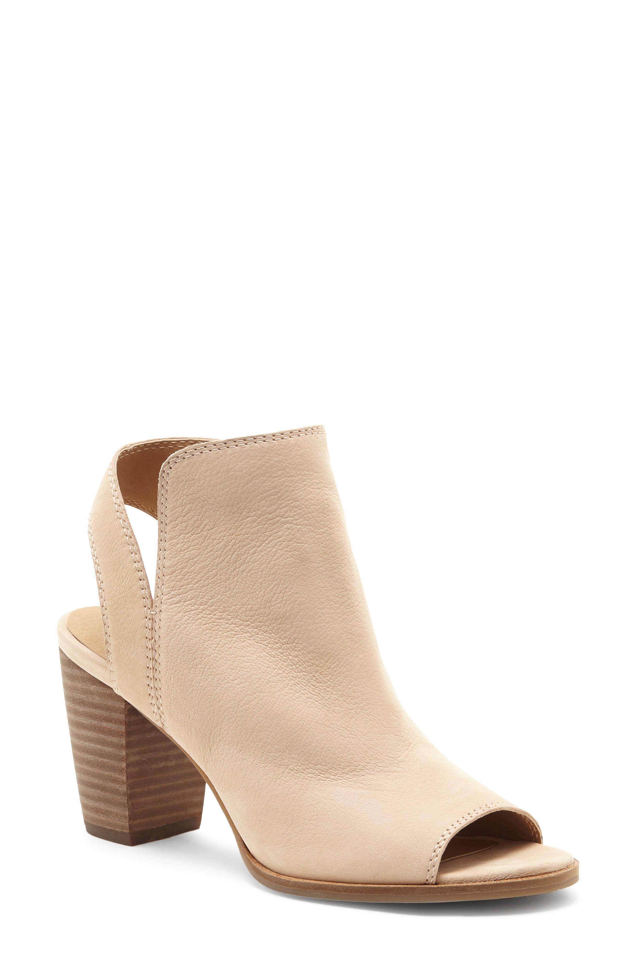 Lucky Brand Jubai Sandal- Beige