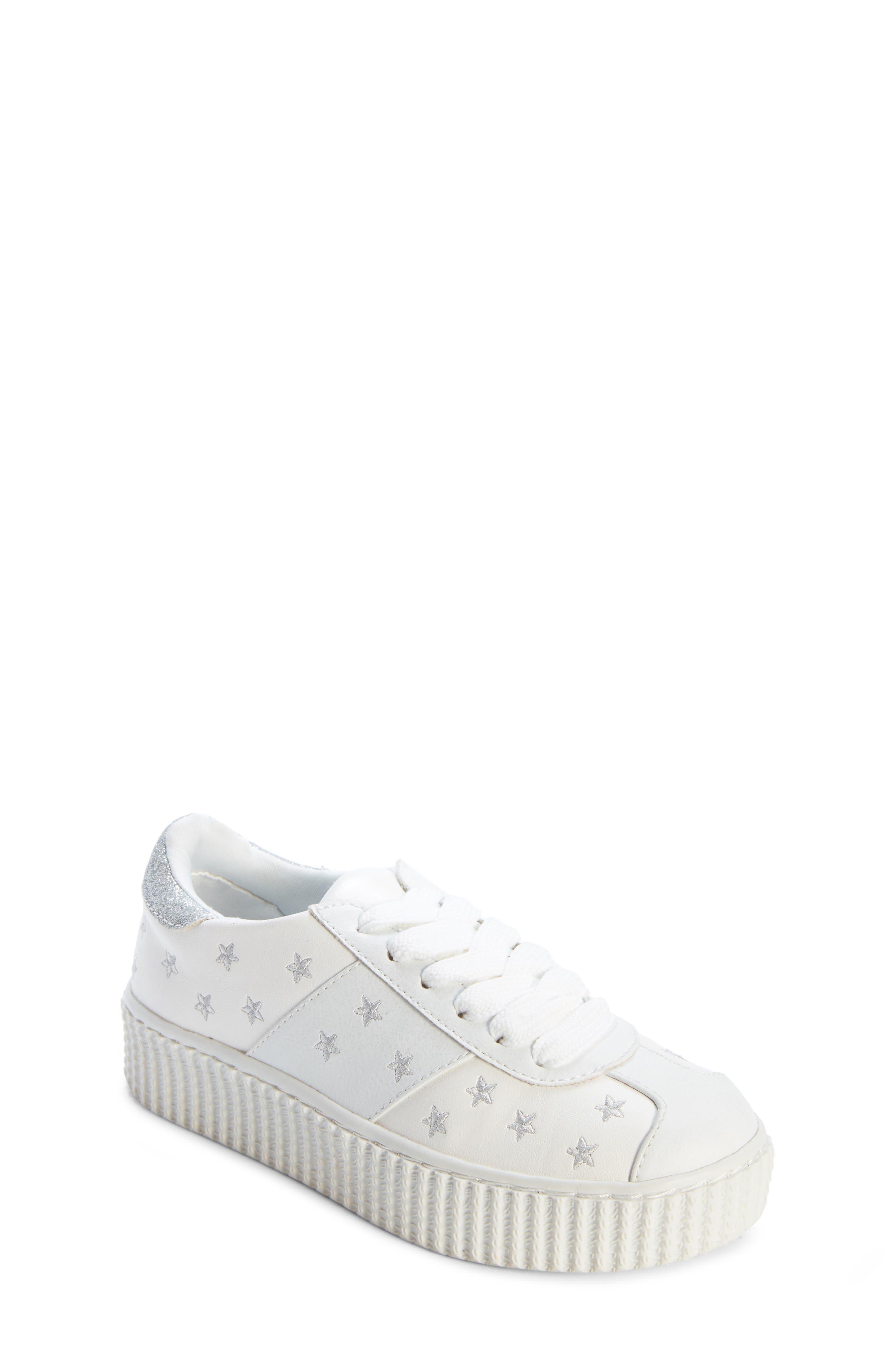 Cadin Star Creeper Sneaker,                         Main,                         color, 100