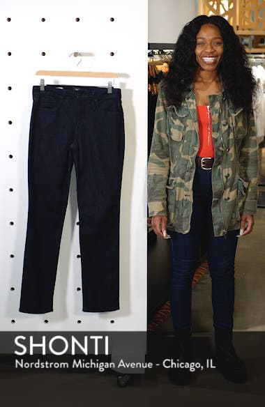 Sheri High Waist Slim Jeans, sales video thumbnail