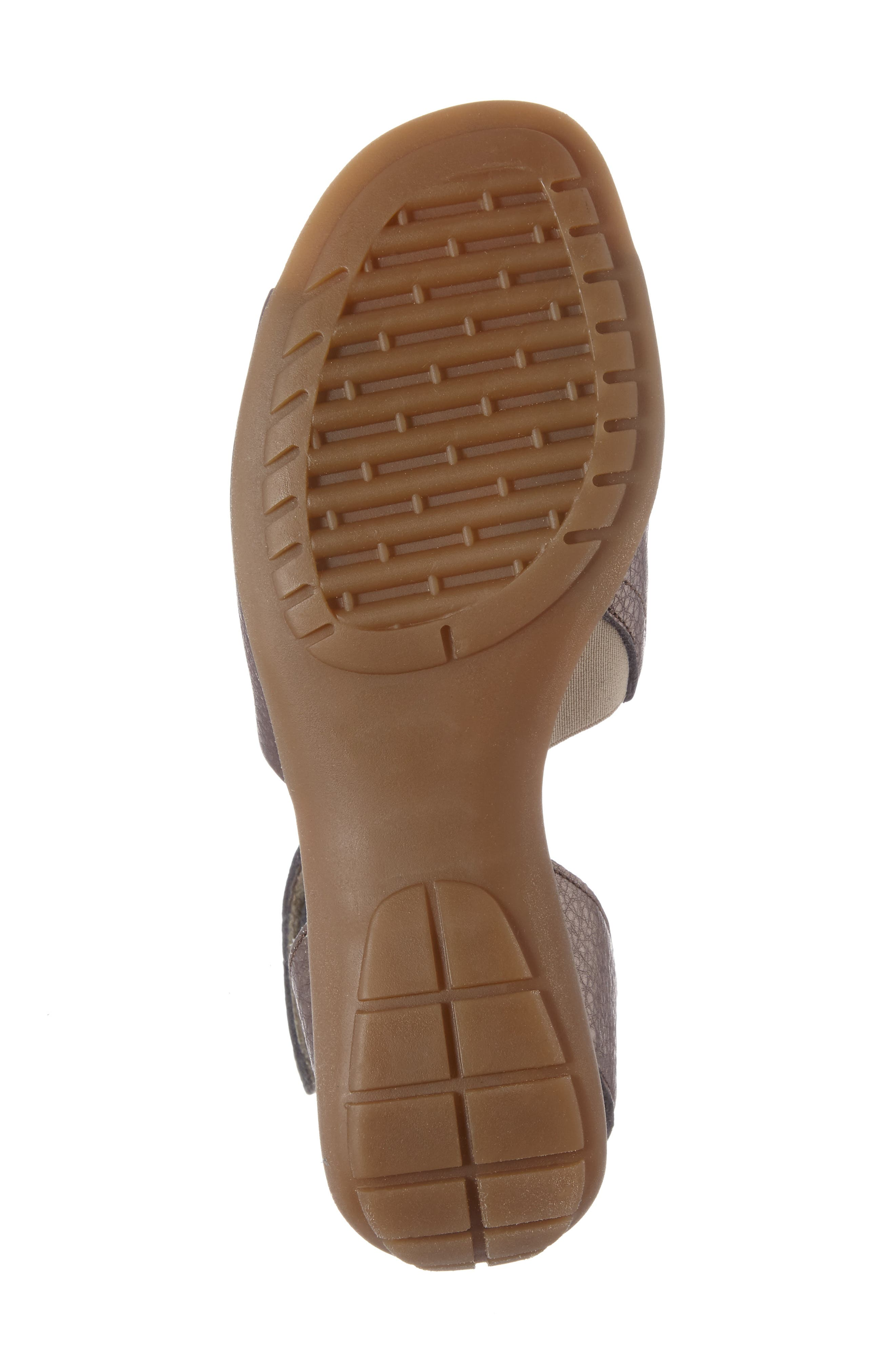 'Beglad' Leather Ankle Strap Sandal,                             Alternate thumbnail 55, color,