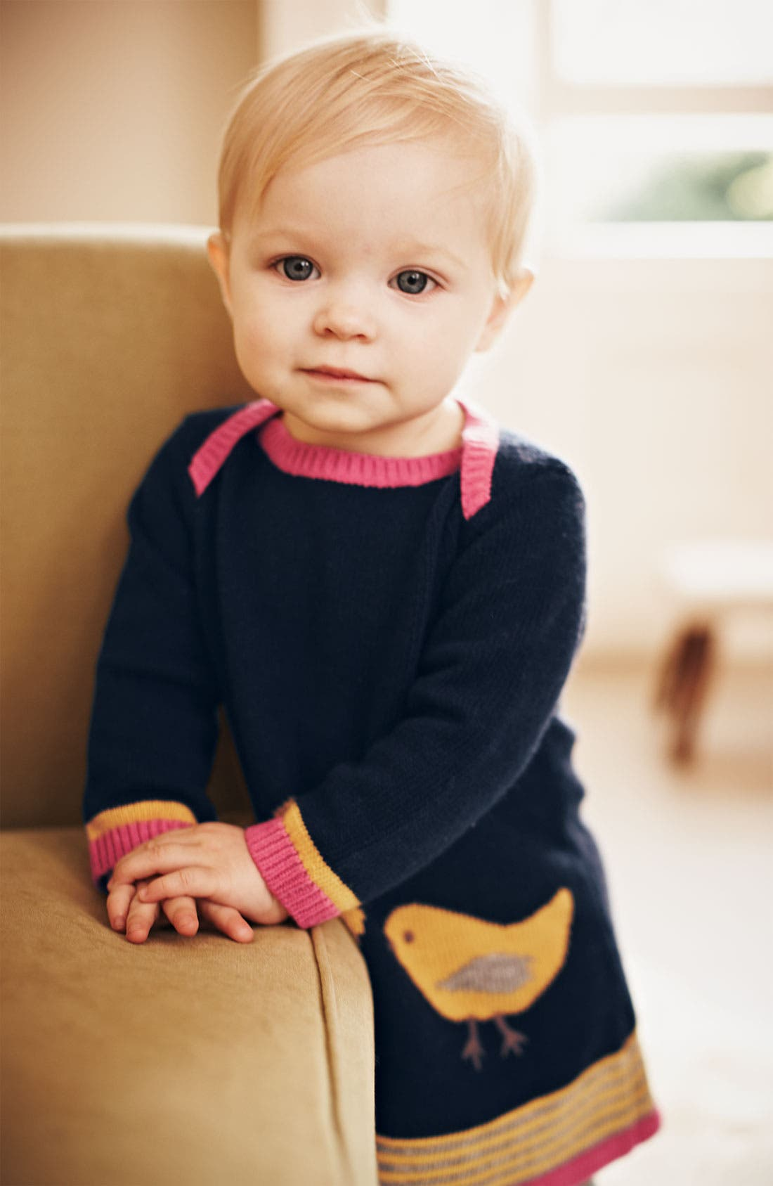 'My Baby' Knit Dress,                             Alternate thumbnail 2, color,                             414
