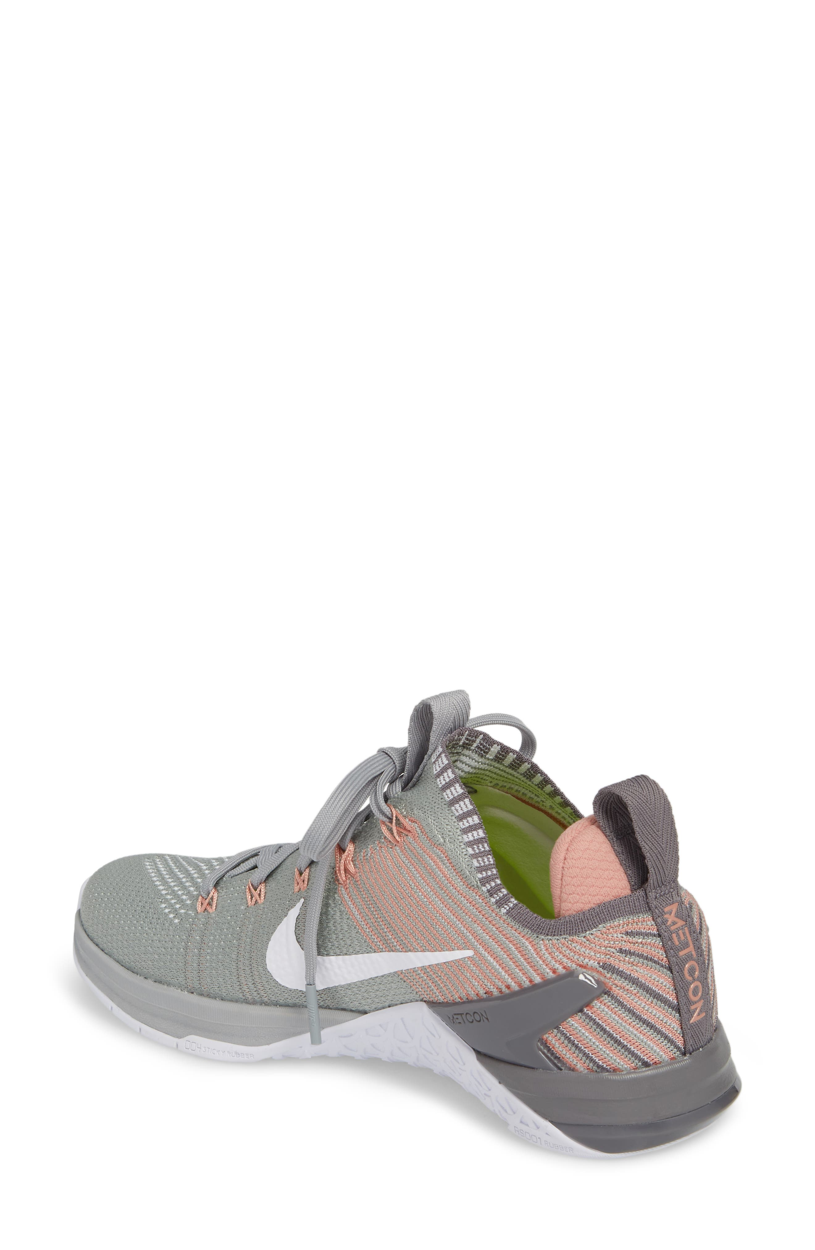 Metcon DSX Flyknit 2 Training Shoe,                             Alternate thumbnail 11, color,