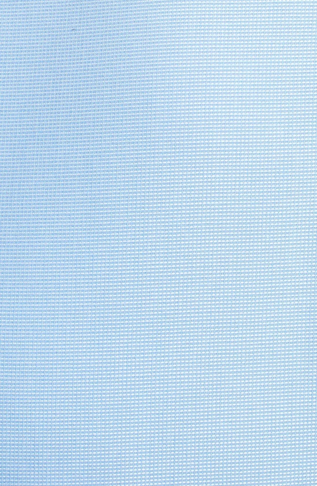 'Classic' Smartcare<sup>™</sup> Regular Fit Short Sleeve Cotton Sport Shirt,                             Alternate thumbnail 39, color,