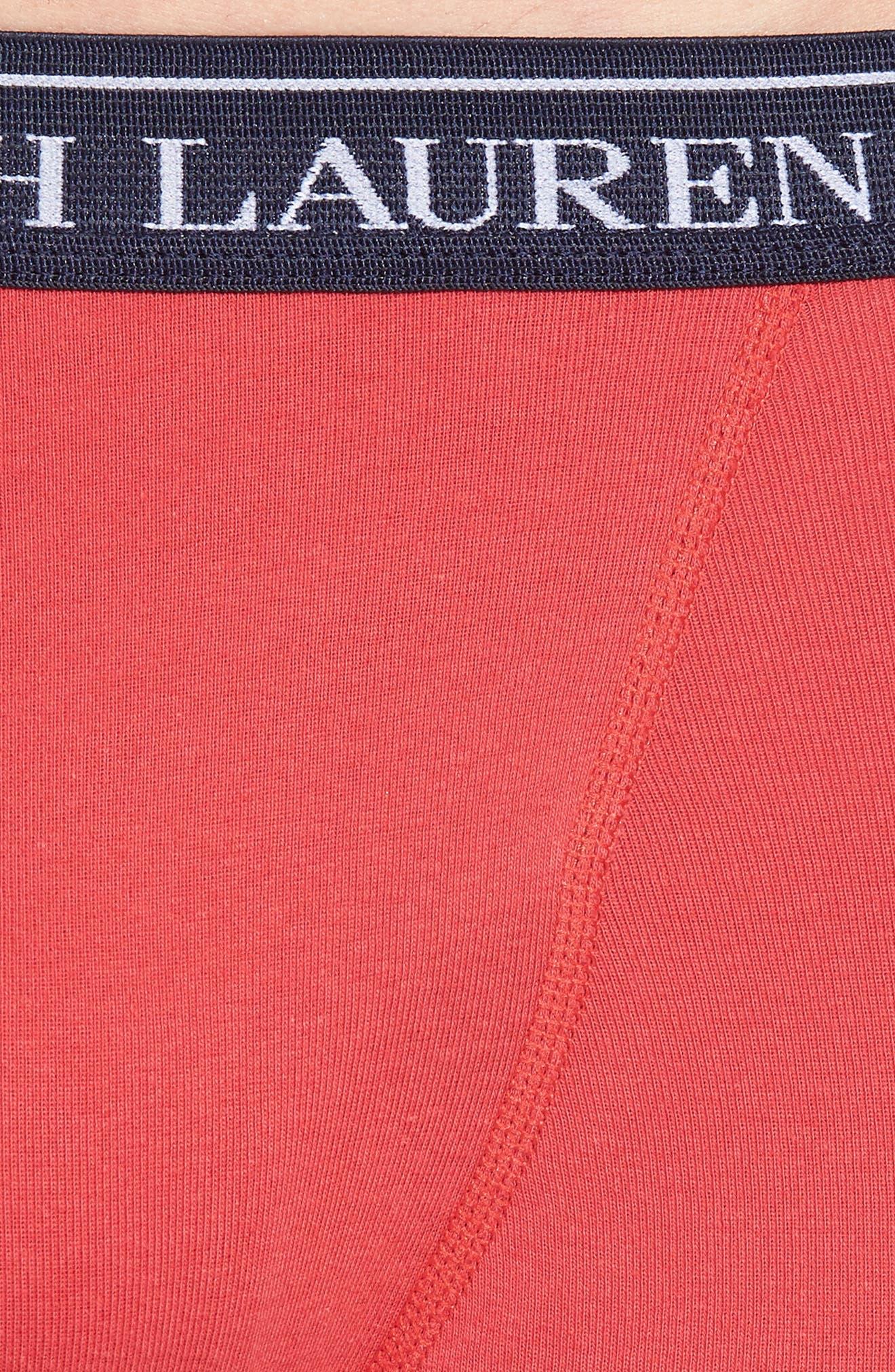 Assorted 3-Pack Cotton Boxer Briefs,                             Alternate thumbnail 5, color,                             403