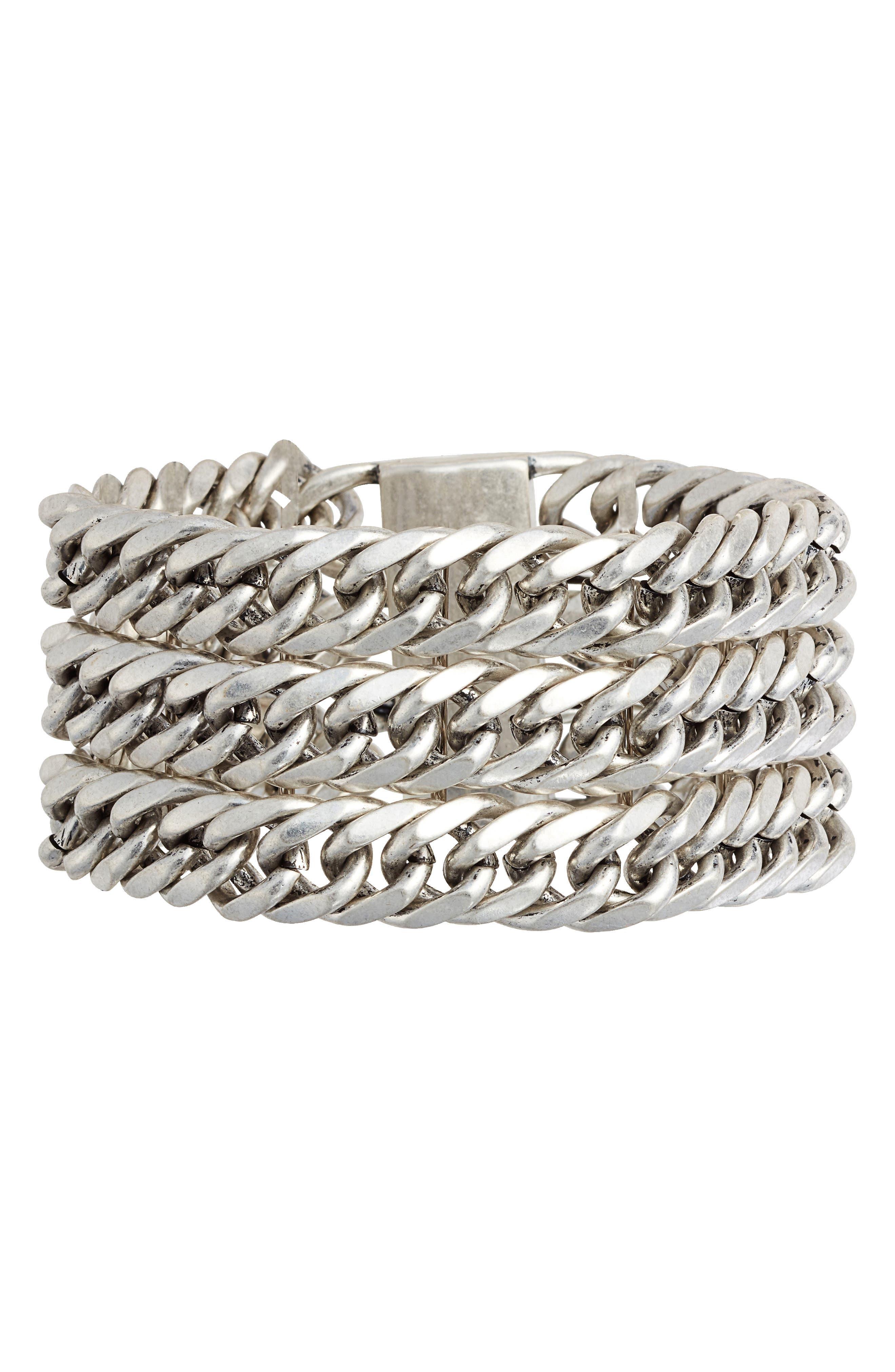 Always Hustlin' Bracelet,                         Main,                         color, 040