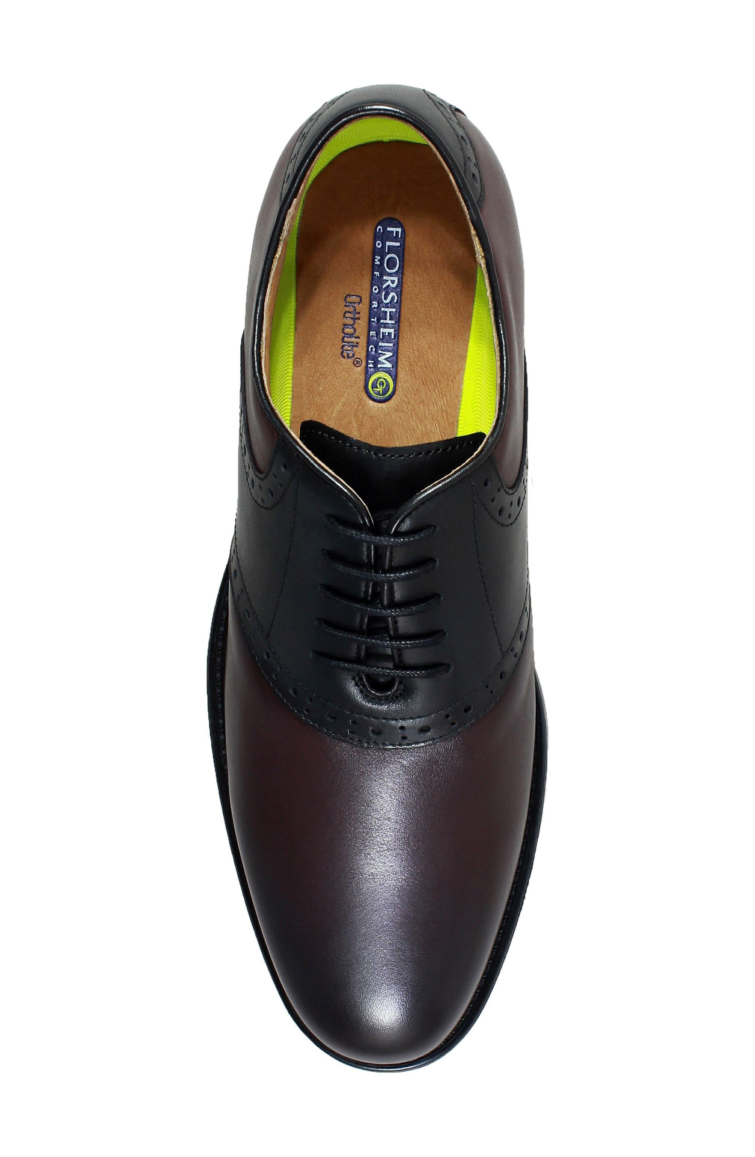 Midtown Saddle Oxford,                             Alternate thumbnail 10, color,