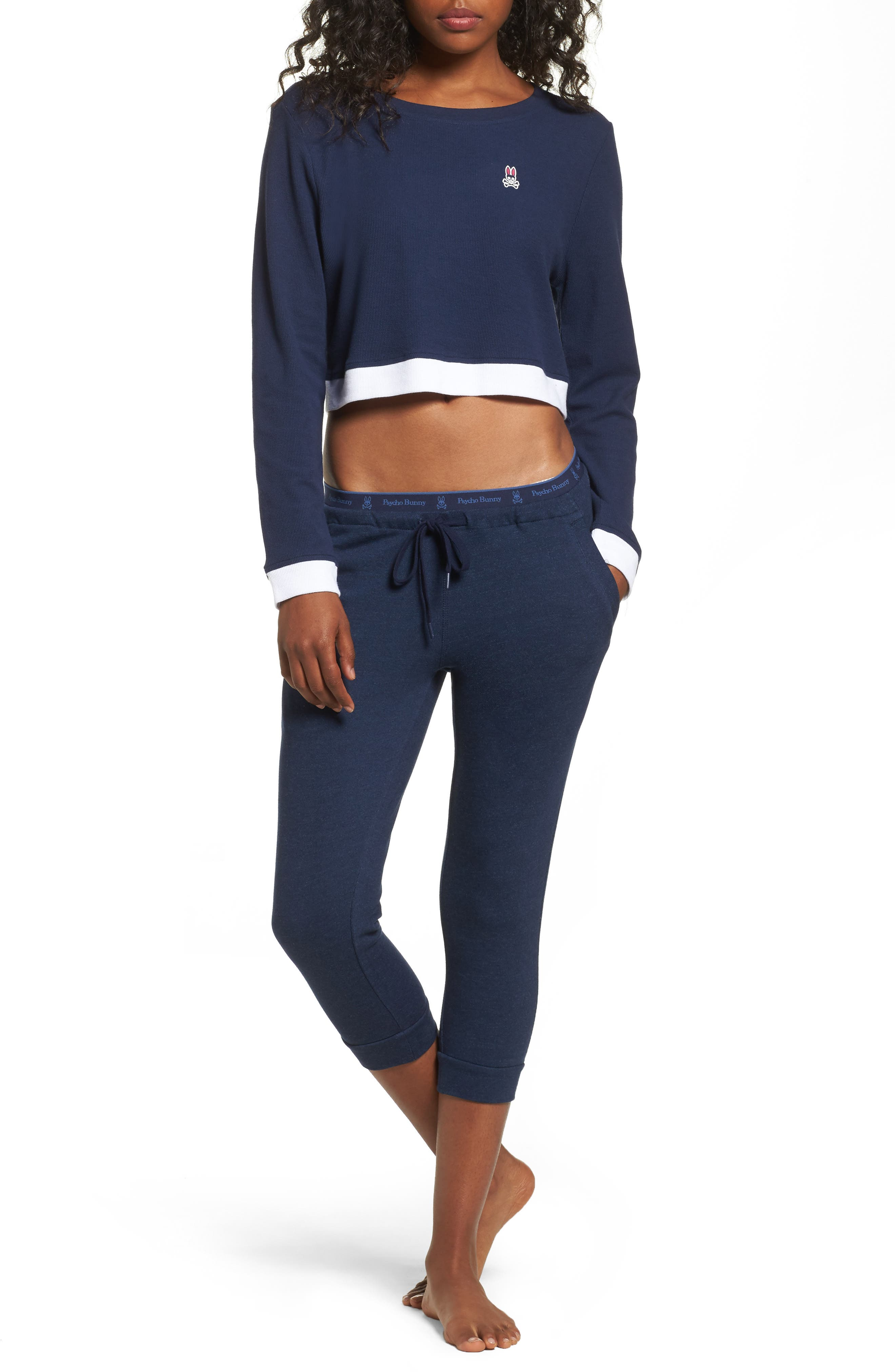 French Terry Pants,                             Alternate thumbnail 7, color,                             400