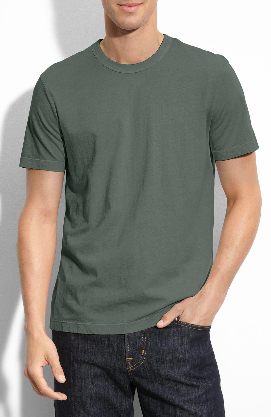Crewneck Jersey T-Shirt,                             Main thumbnail 63, color,