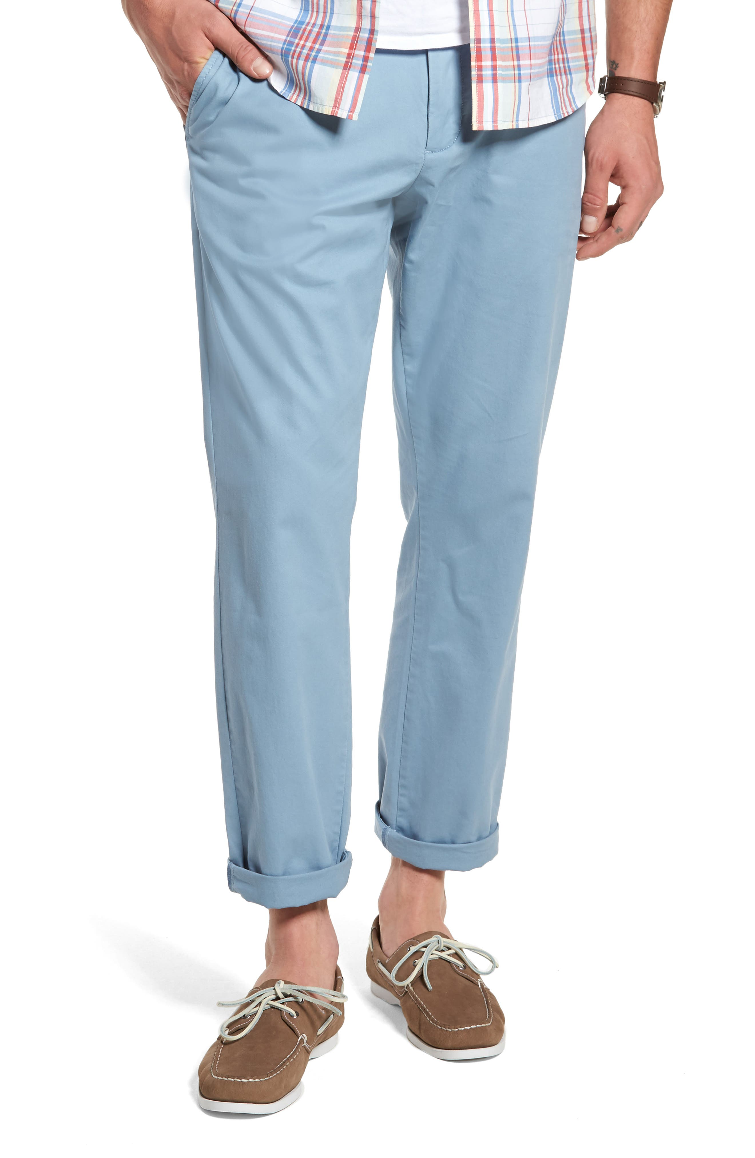 Fremont Relaxed Slim Fit Chinos,                             Main thumbnail 7, color,