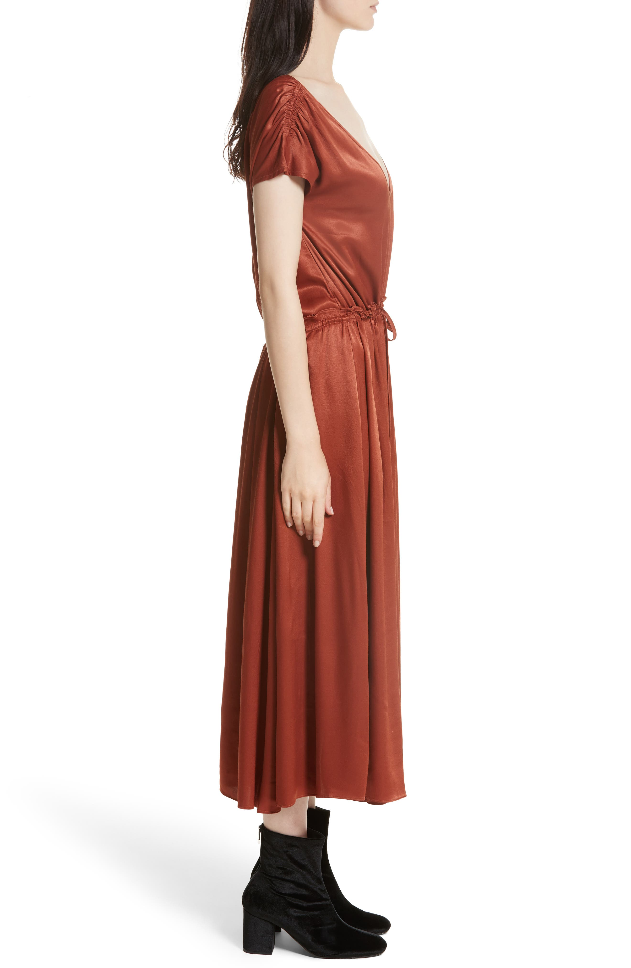 Love & Feeling Maxi Dress,                             Alternate thumbnail 3, color,                             625
