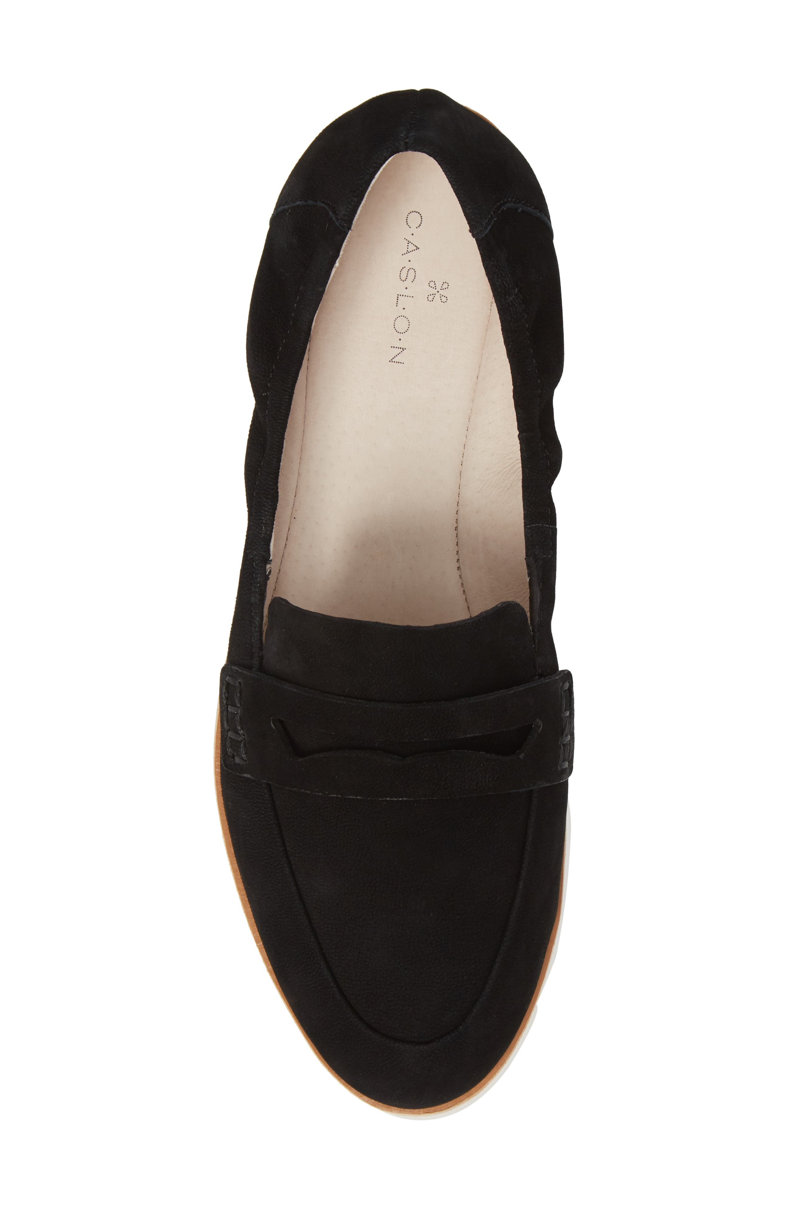 Rylee Penny Loafer,                             Alternate thumbnail 5, color,                             001