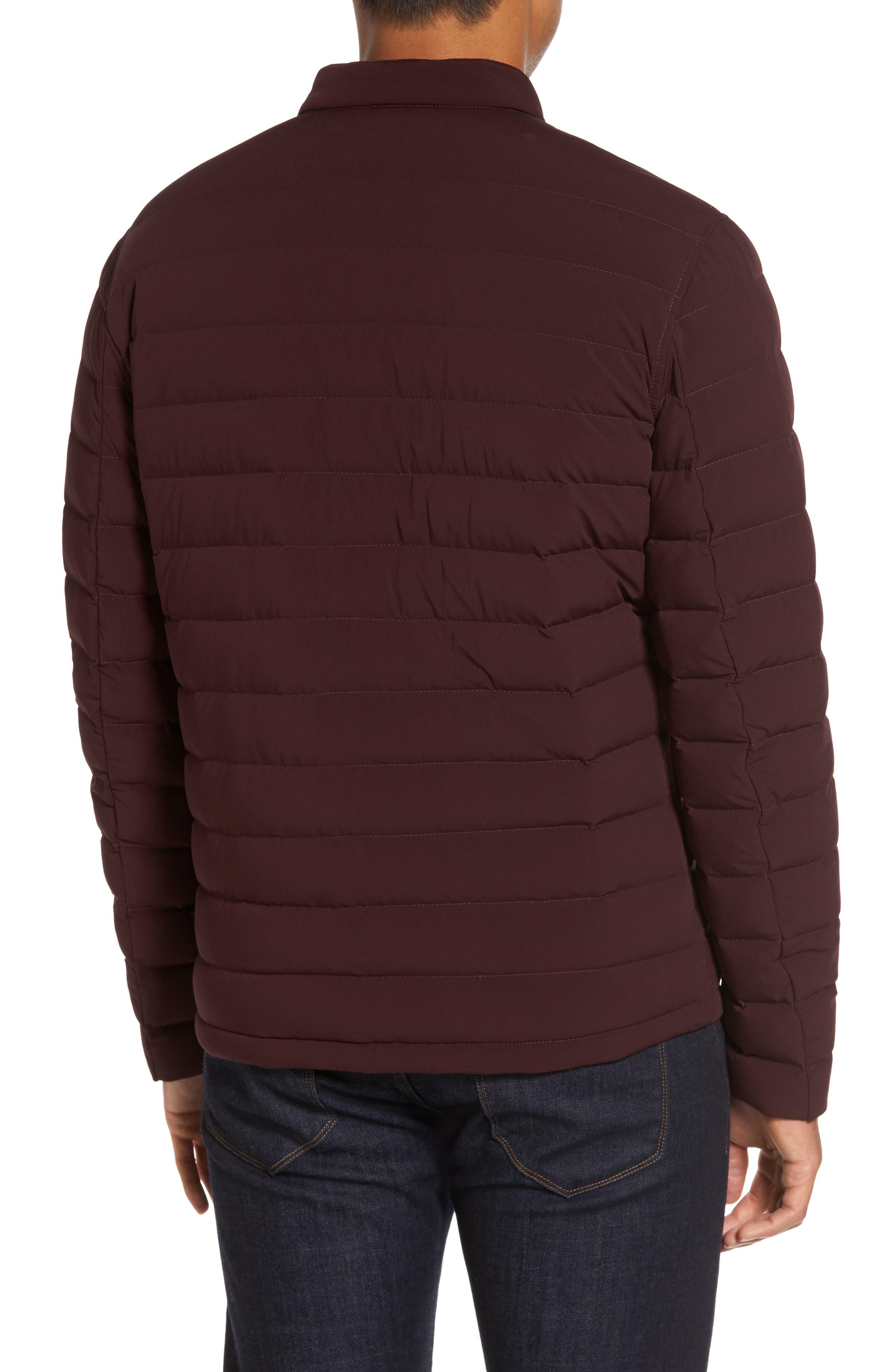 Packable Stretch Down Jacket,                             Alternate thumbnail 10, color,