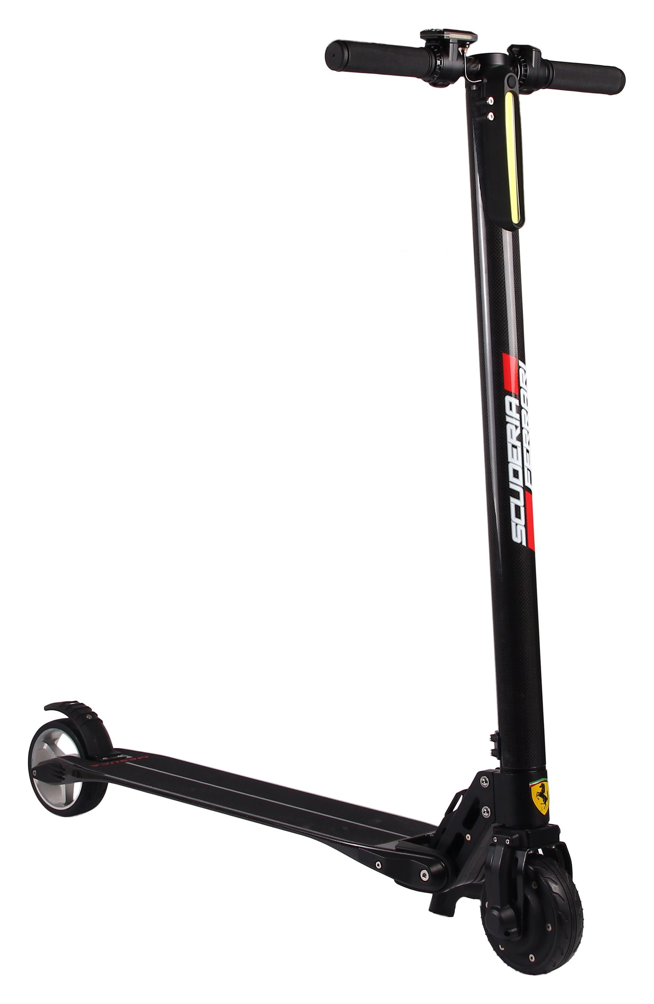 Carbon Fiber Electric Scooter,                         Main,                         color,