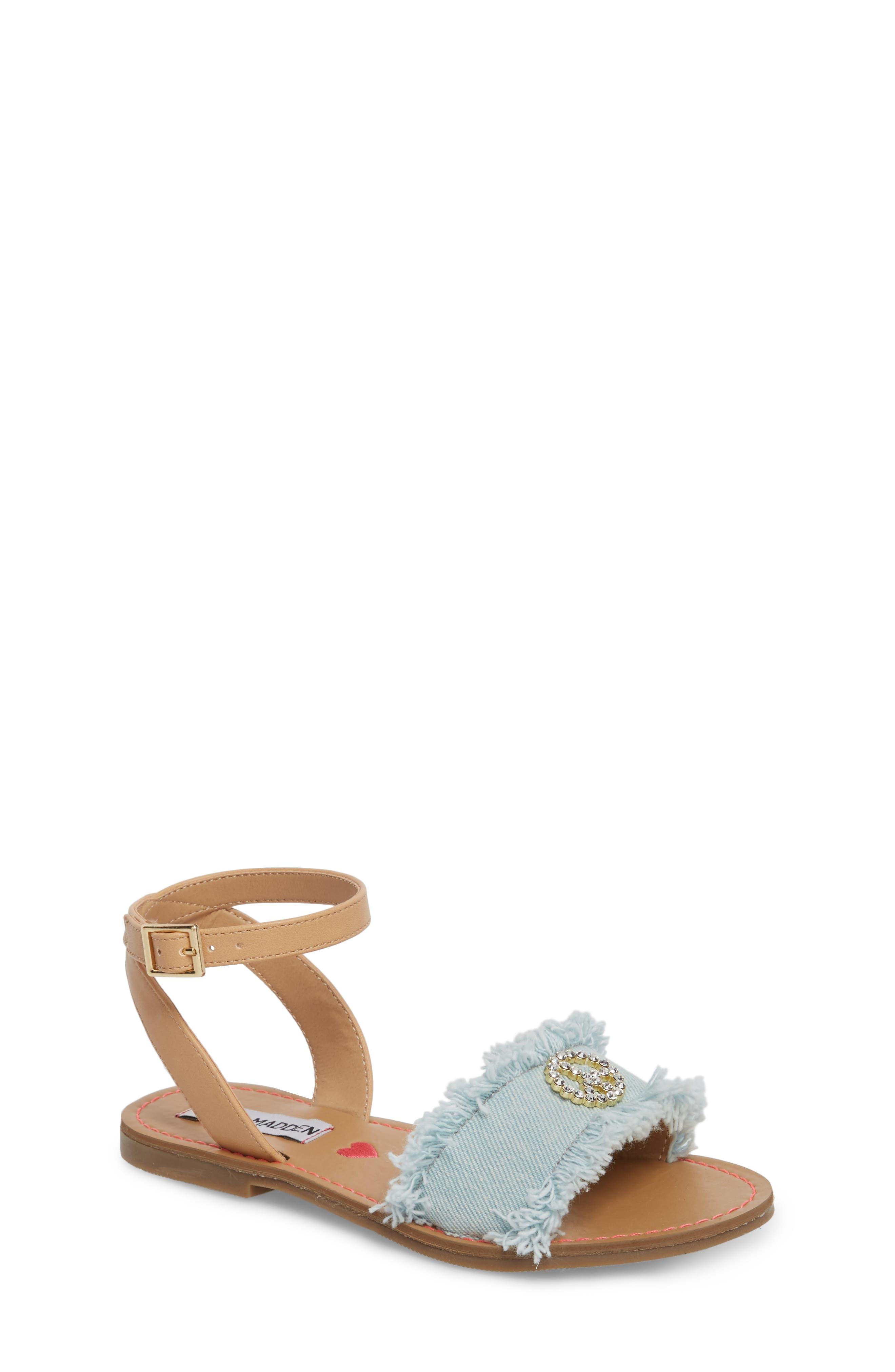 JVILLA Ankle Strap Sandal,                             Main thumbnail 1, color,                             401