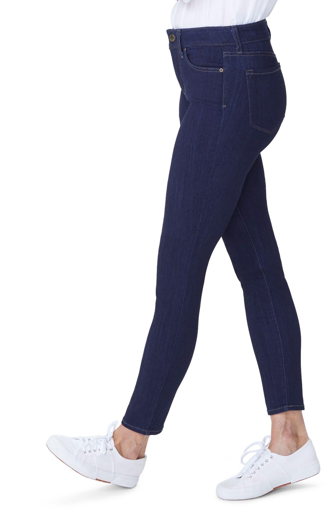 Ami Skinny Jeans,                             Alternate thumbnail 3, color,                             464