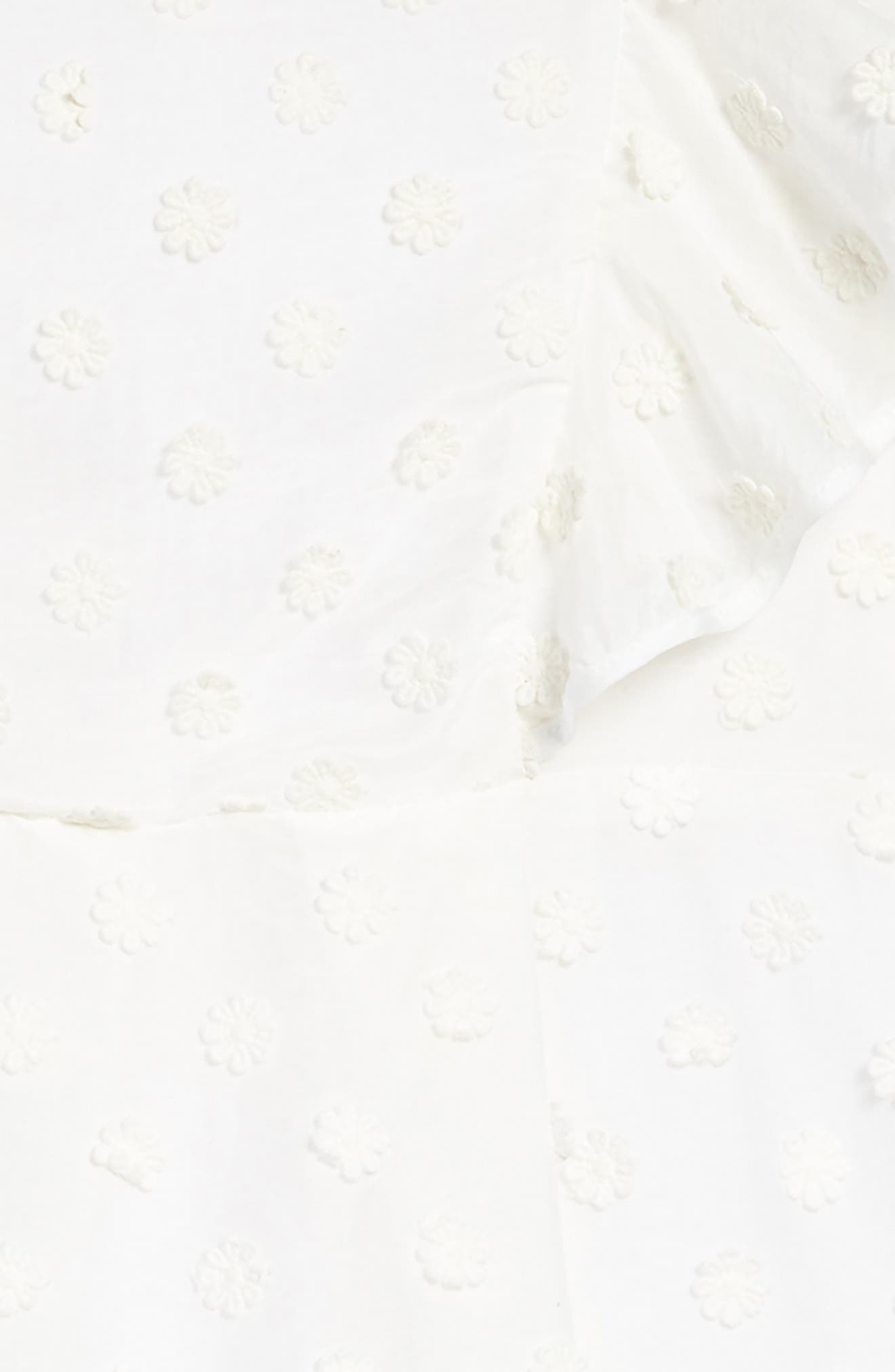 Ruffle Dress,                             Alternate thumbnail 3, color,                             150