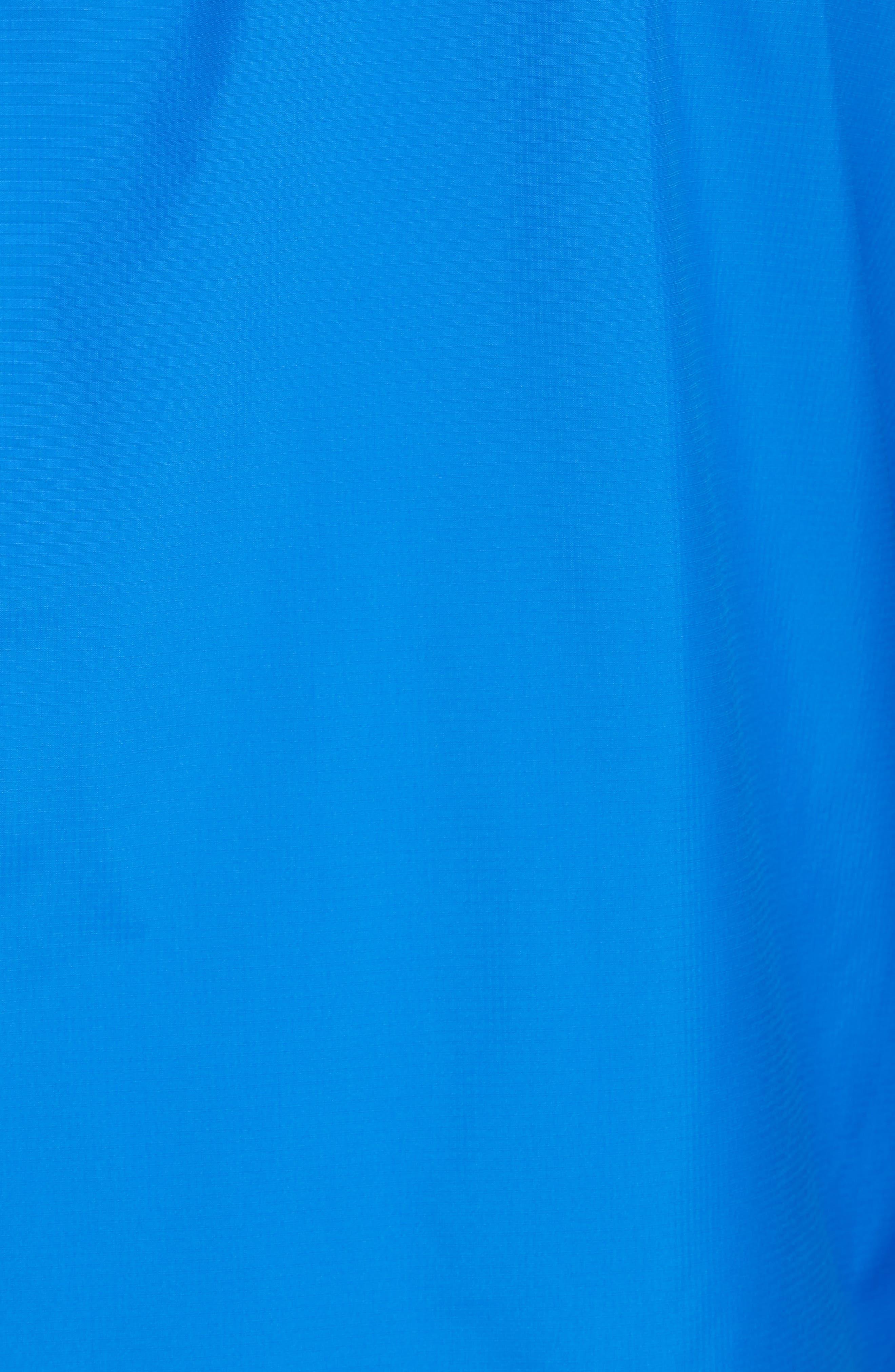 Venture II Raincoat,                             Alternate thumbnail 6, color,                             TURKISH SEA/ NAVY/ ORANGE