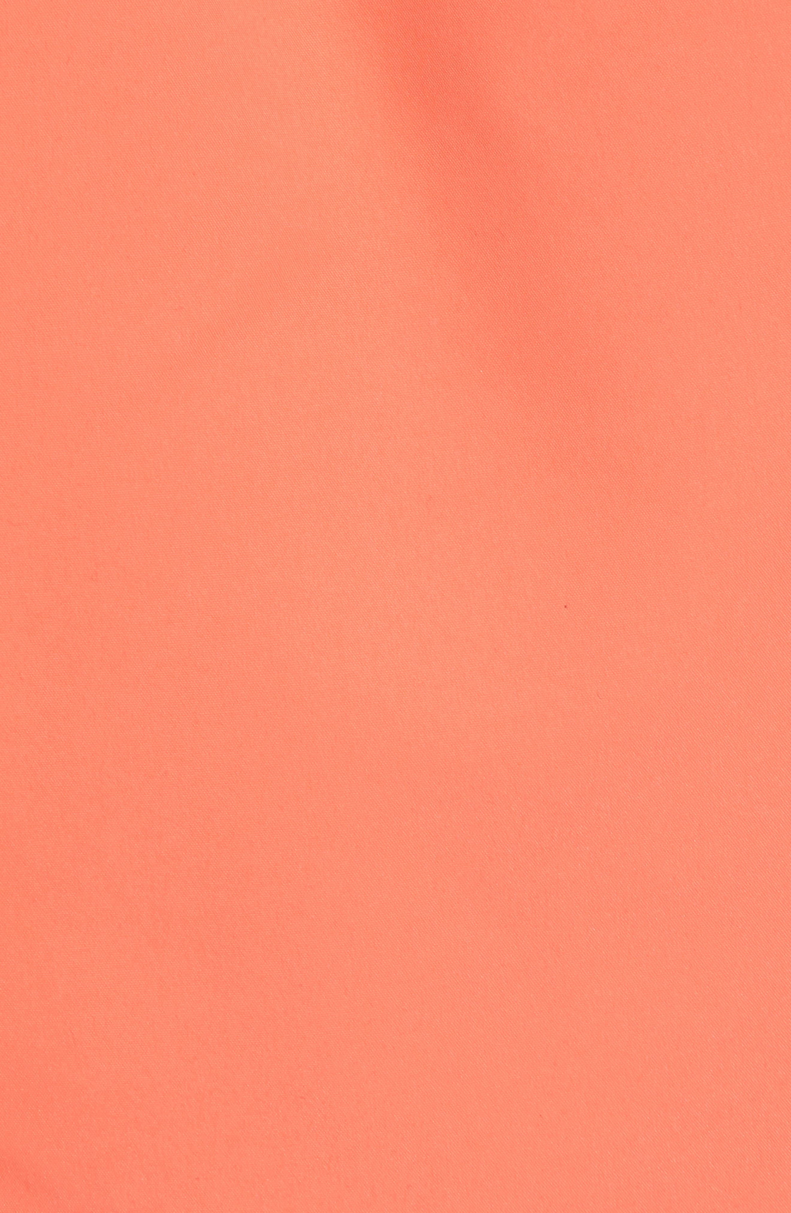 Seabream Regular Fit Stripe Swim Trunks,                             Alternate thumbnail 5, color,                             633