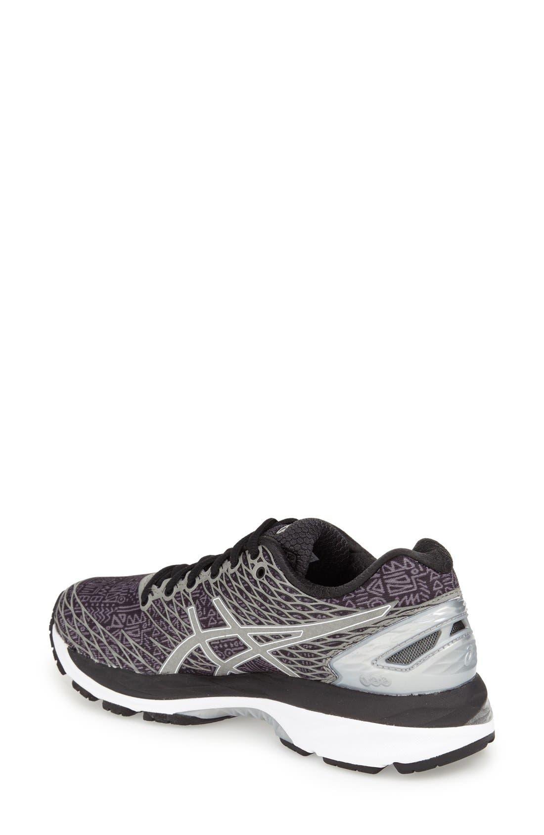 ASICS<SUP>®</SUP>,                             'GEL-Nimbus 18 Lite-Show' Running Shoe,                             Alternate thumbnail 2, color,                             003