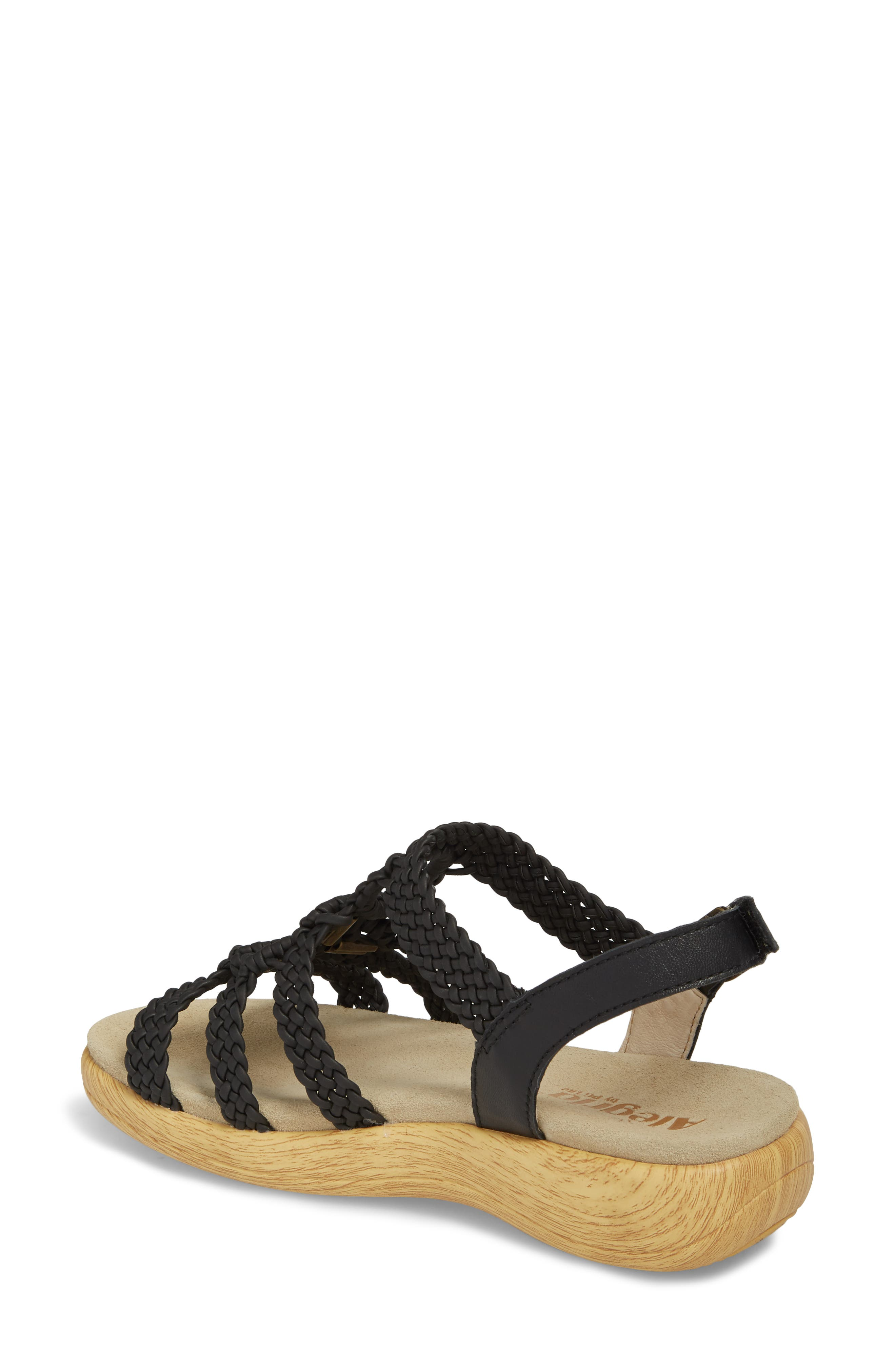 Jena Sandal,                             Alternate thumbnail 4, color,