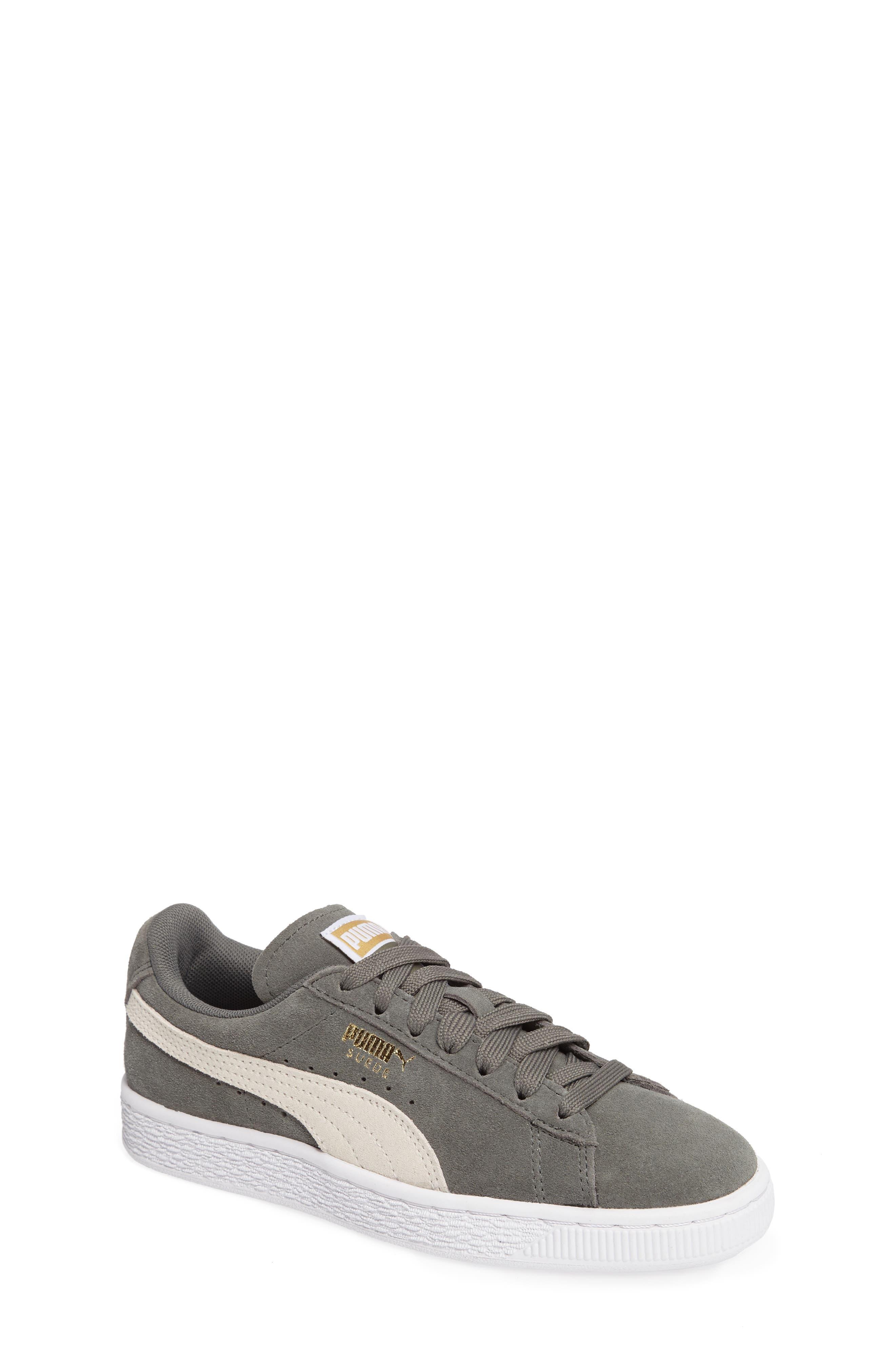 Suede Sneaker,                             Main thumbnail 12, color,