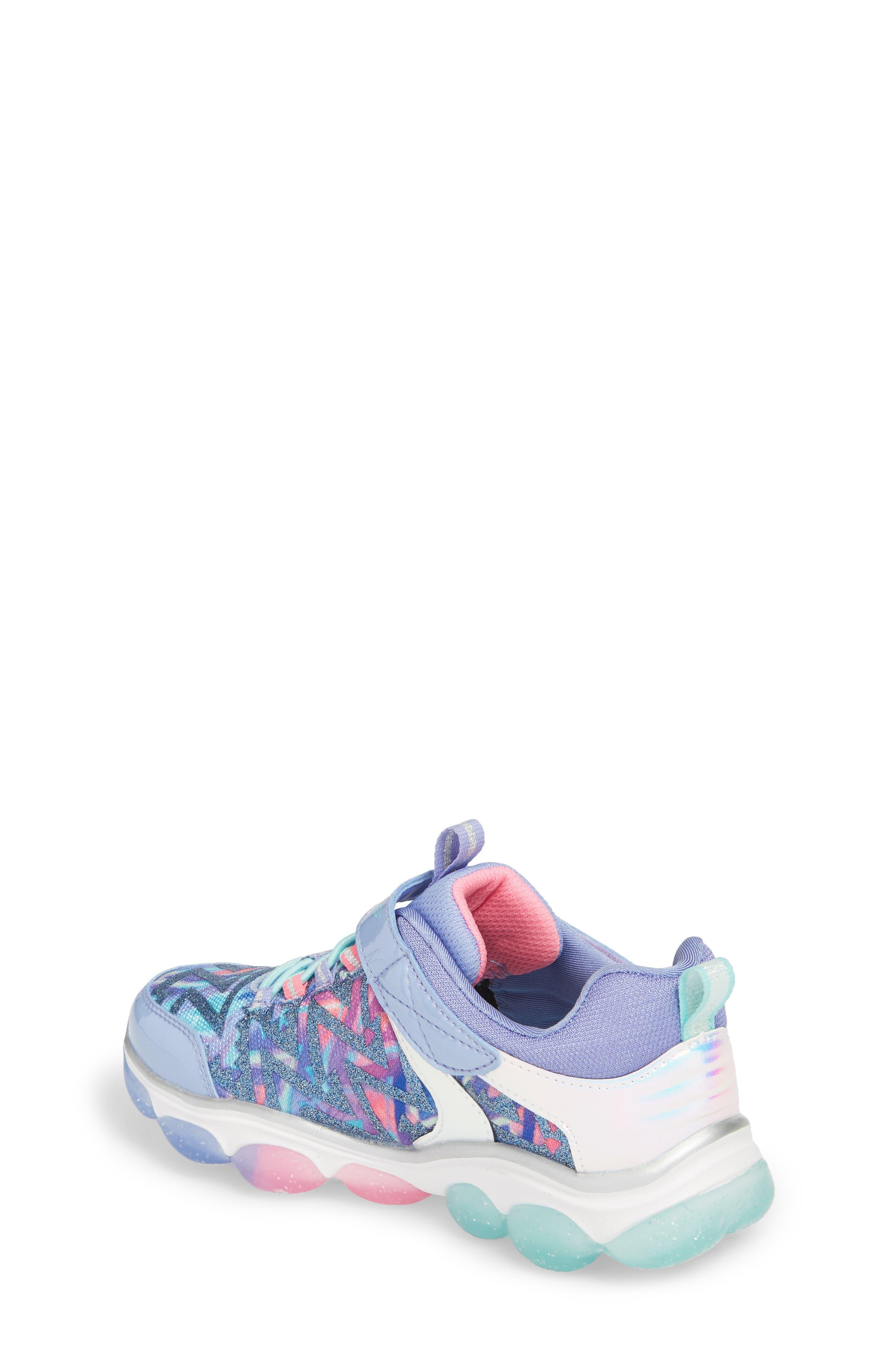 Skech-Air Groove Glitter N Go Sneakers,                             Alternate thumbnail 2, color,                             500