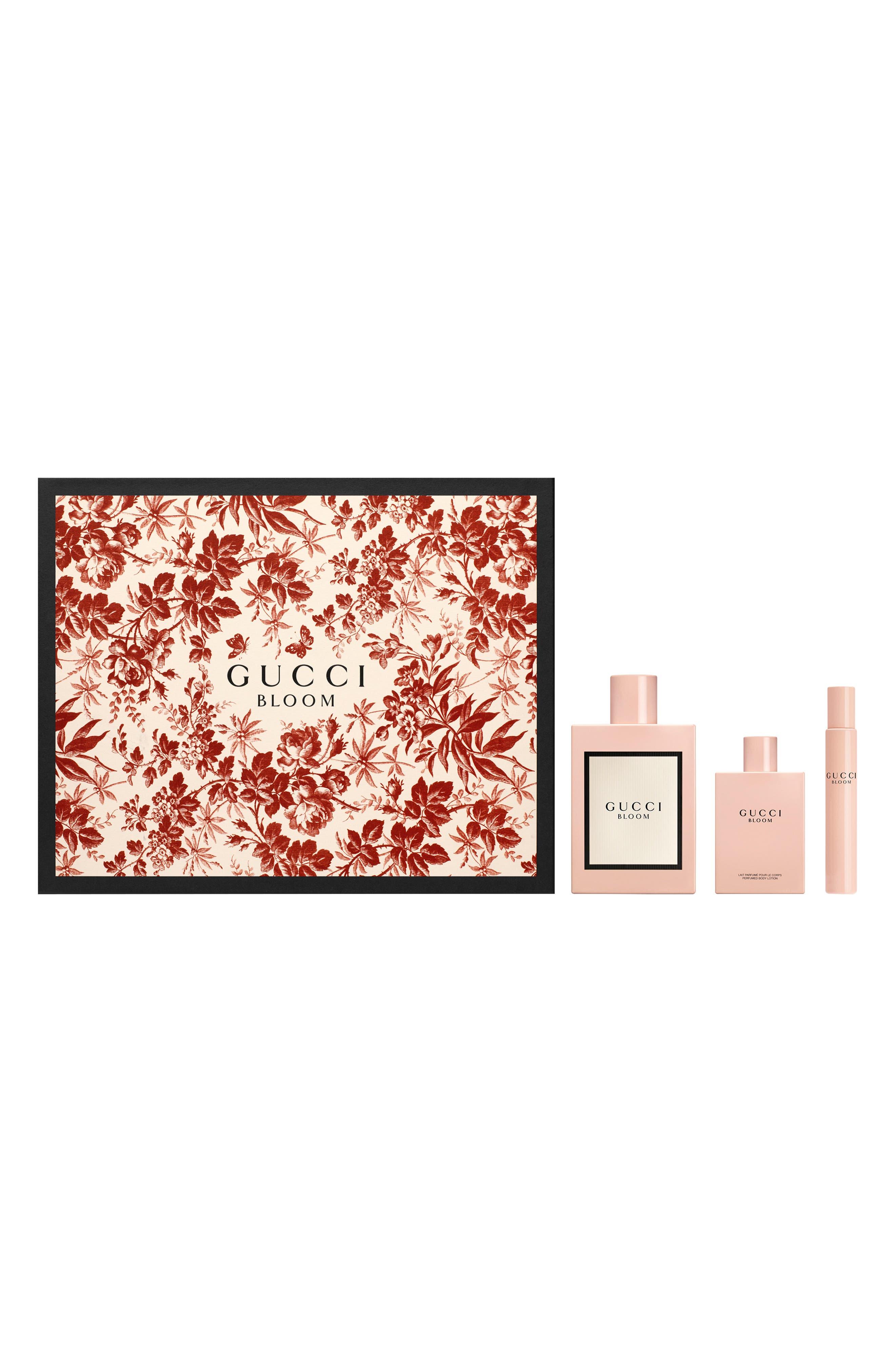 8ba250a9512 Gucci Bloom Eau De Parfum Set ( 190 Value)