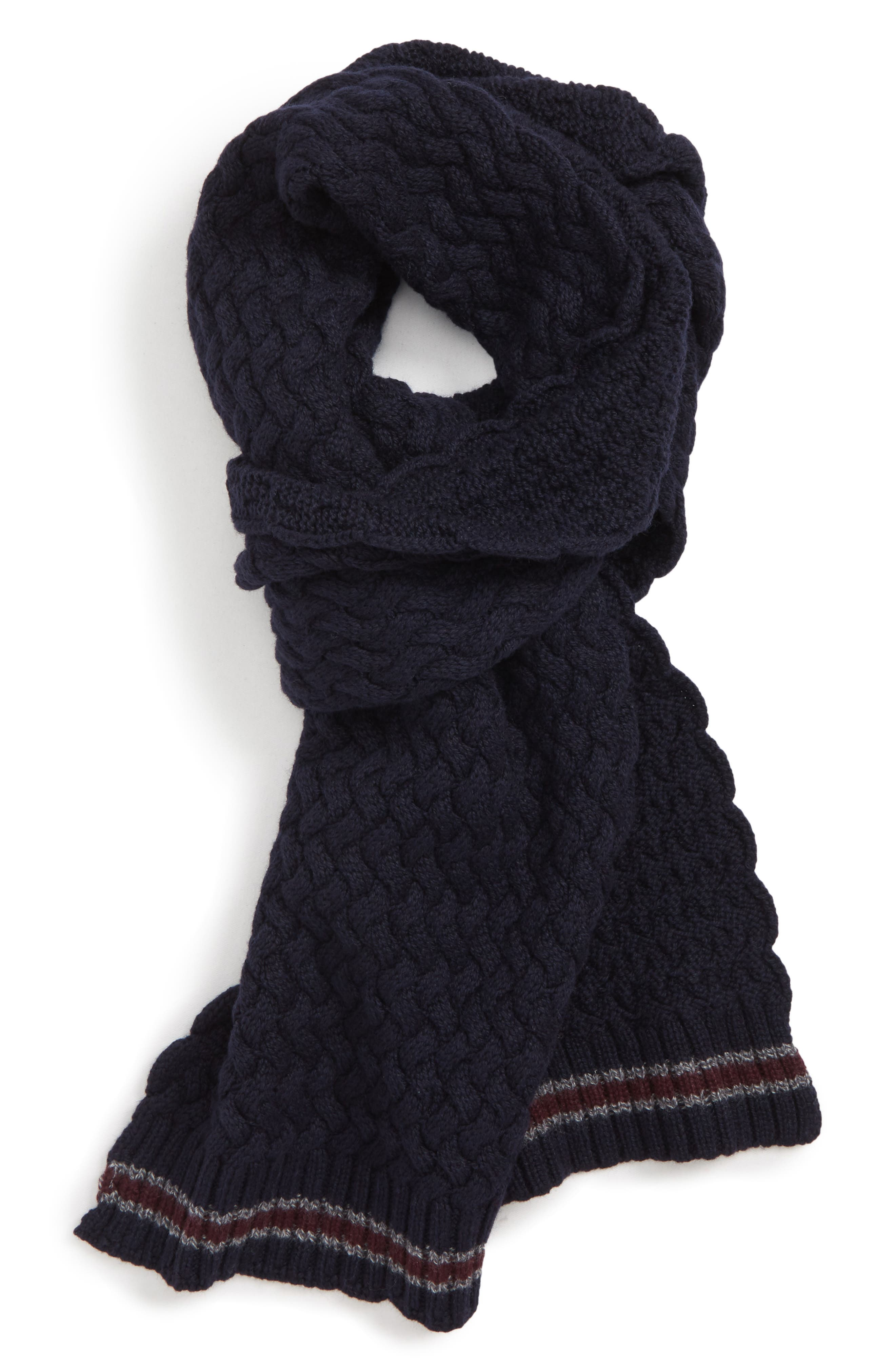 Textured Scarf, Main, color, 400
