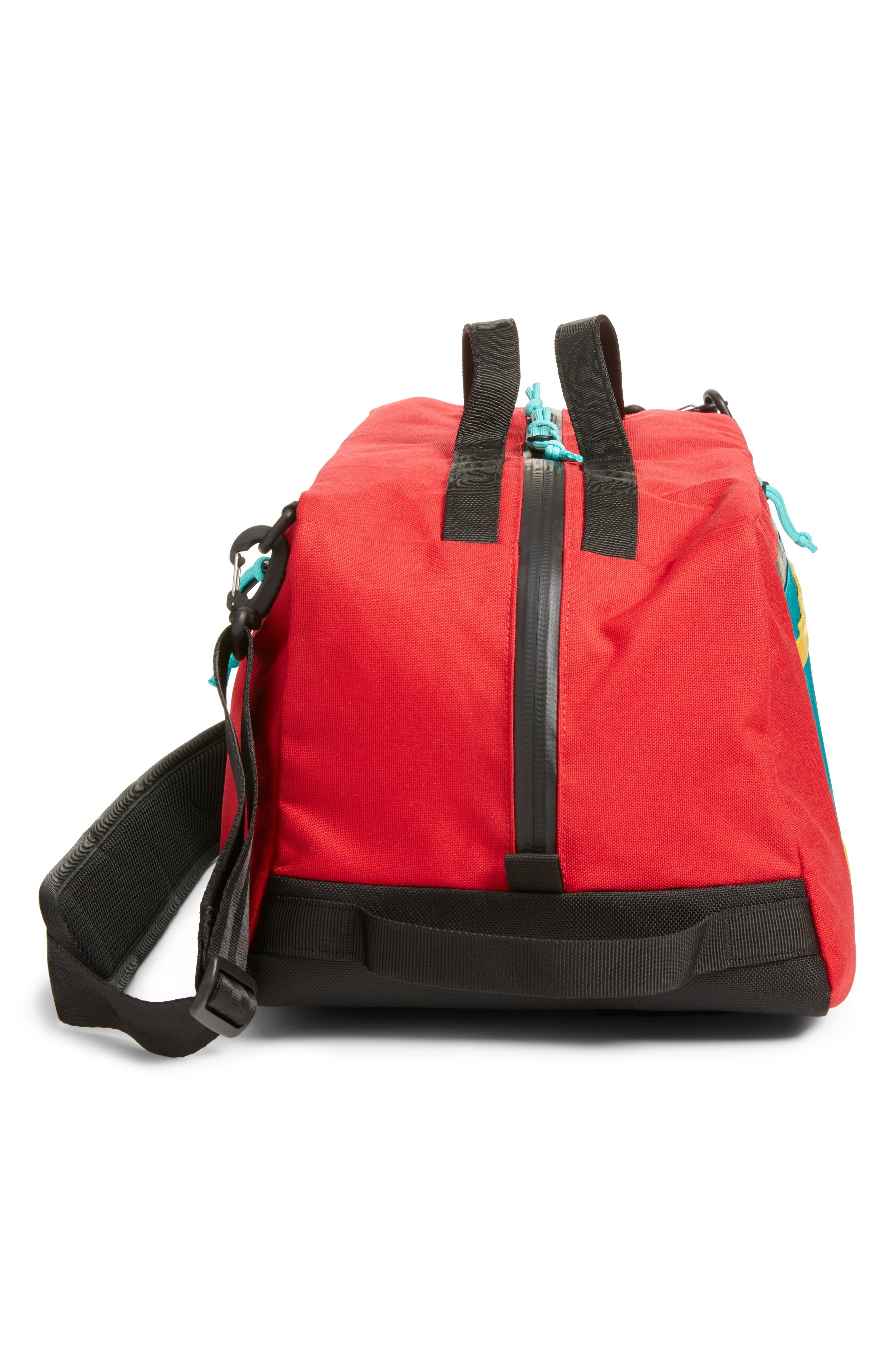 Mountain 40L Convertible Duffel Bag,                             Alternate thumbnail 5, color,                             600