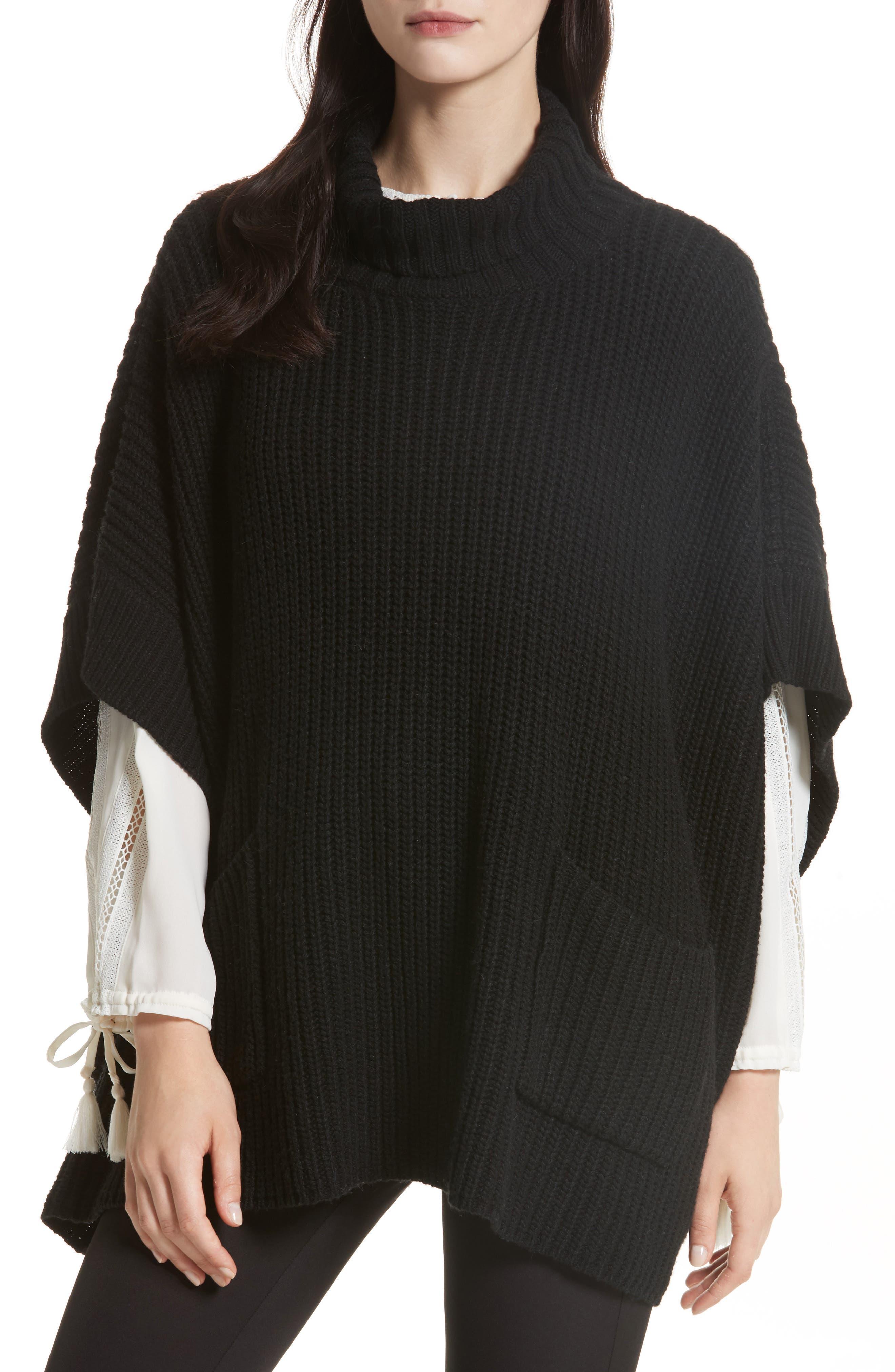 Serina Oversize Sweater,                             Main thumbnail 1, color,                             007