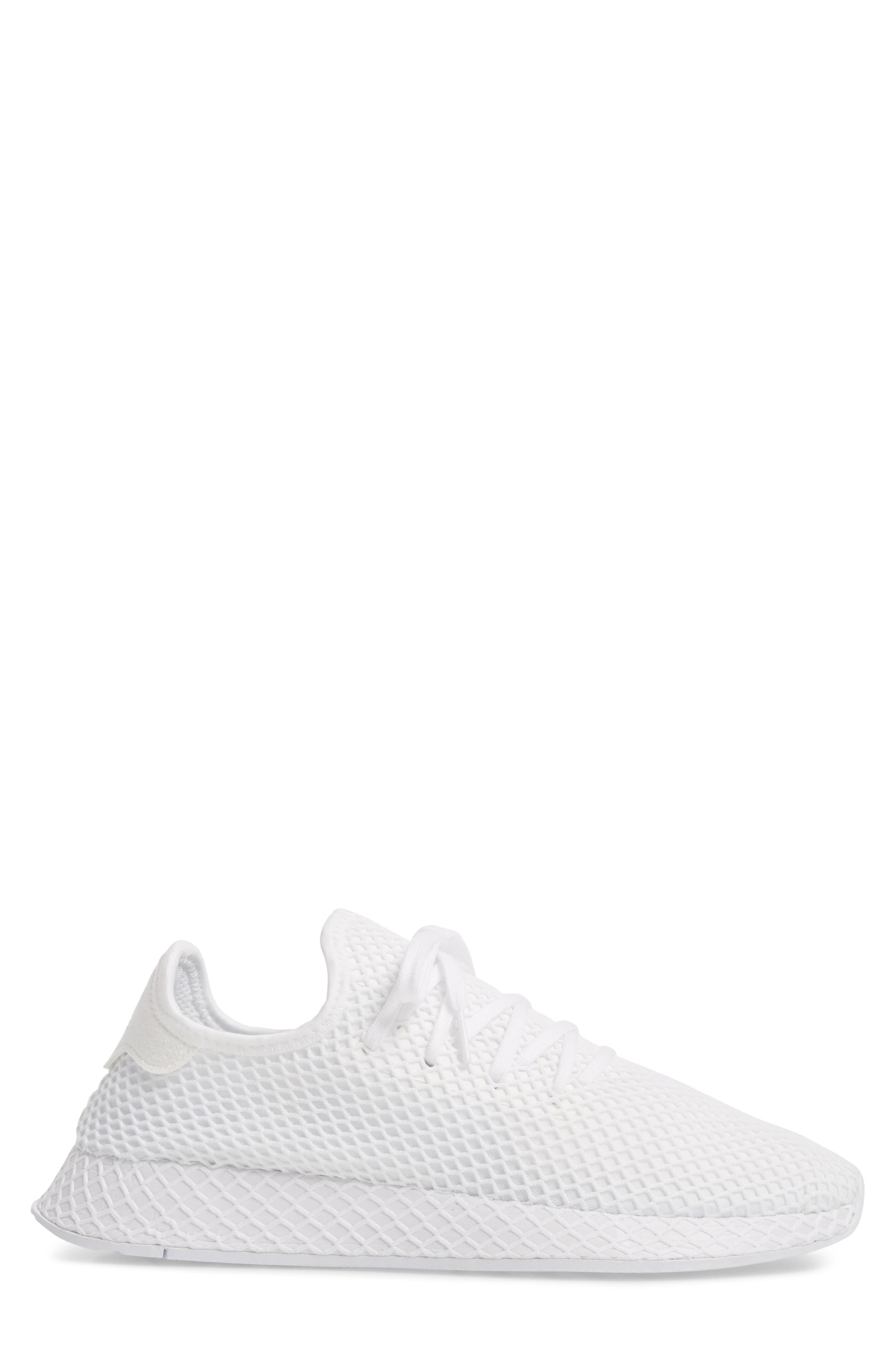Deerupt Runner Sneaker,                             Alternate thumbnail 3, color,                             100