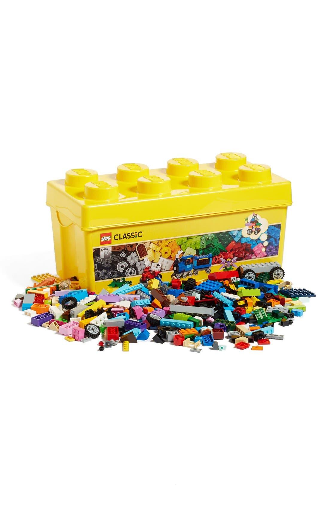 Classic Medium Creative Brick Box - 10696,                             Alternate thumbnail 3, color,                             MULTI
