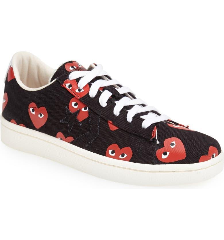 71339cecbb8197 Comme des Garçons PLAY x Converse Chuck Taylor® Low Top Sneaker (Men ...
