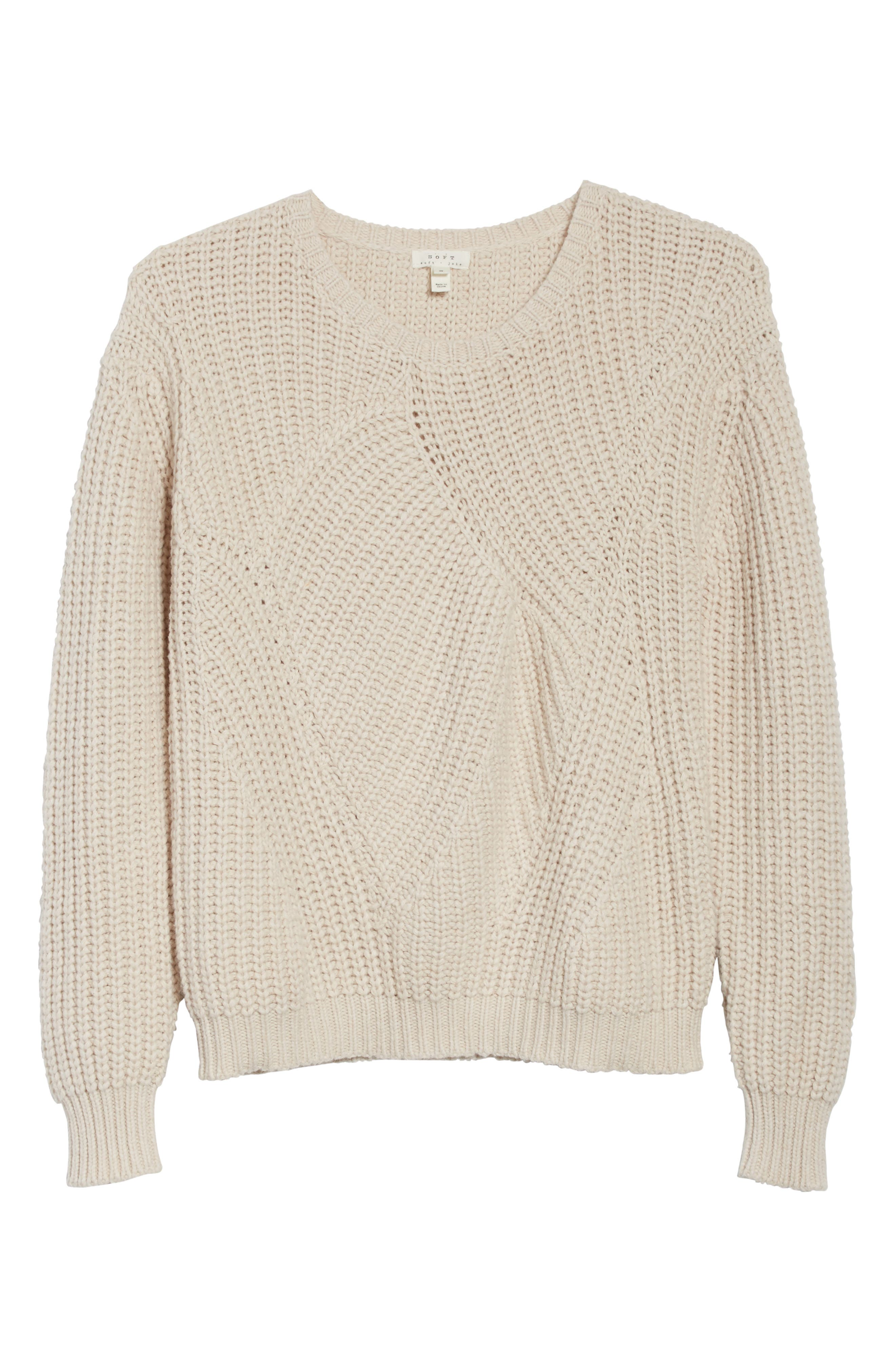 Balenne Sweater,                             Alternate thumbnail 6, color,                             277