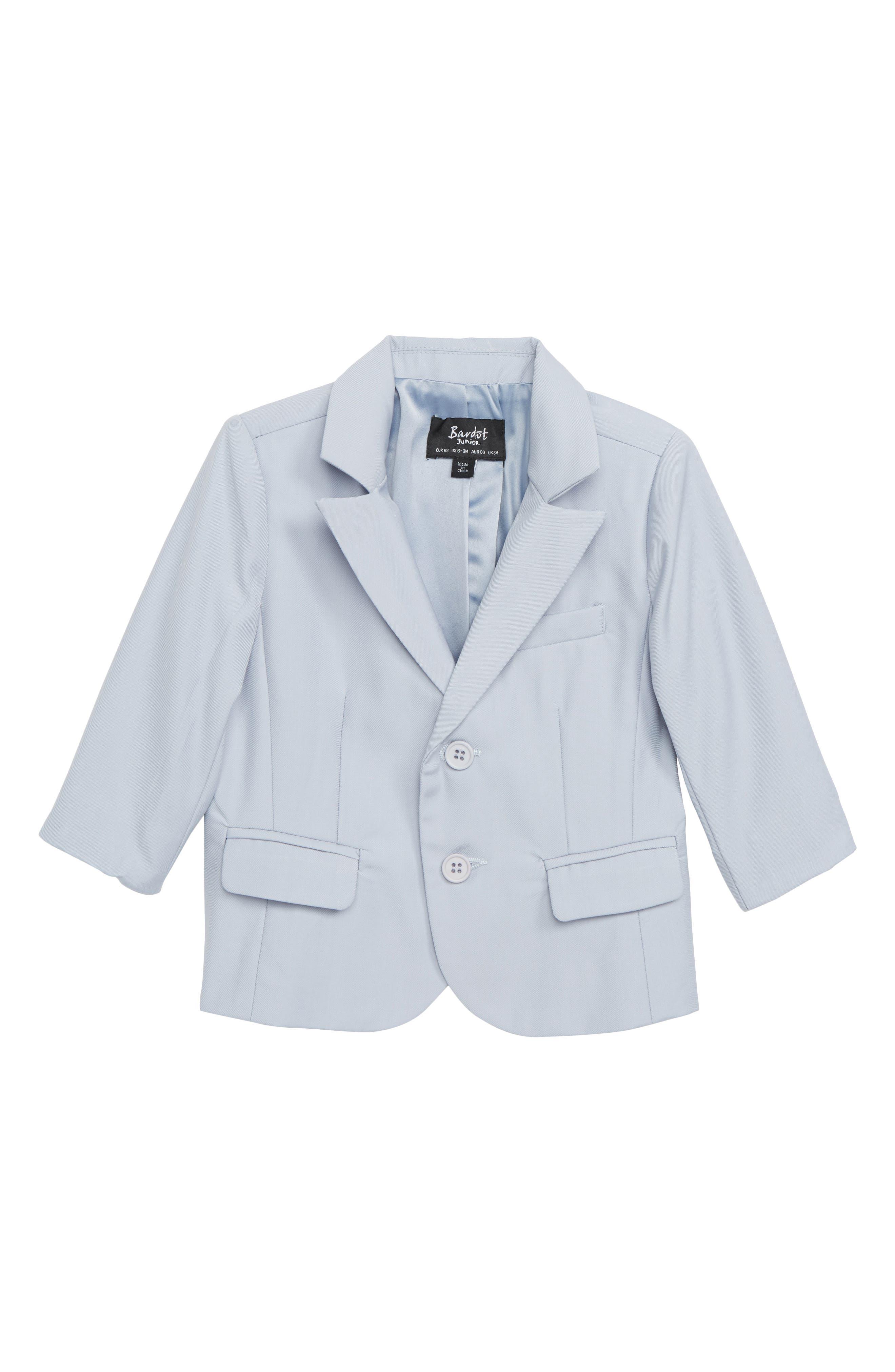 Toddler Boys Bardot Junior Harry Suit Jacket Size 1218M US  1 AUS  Blue