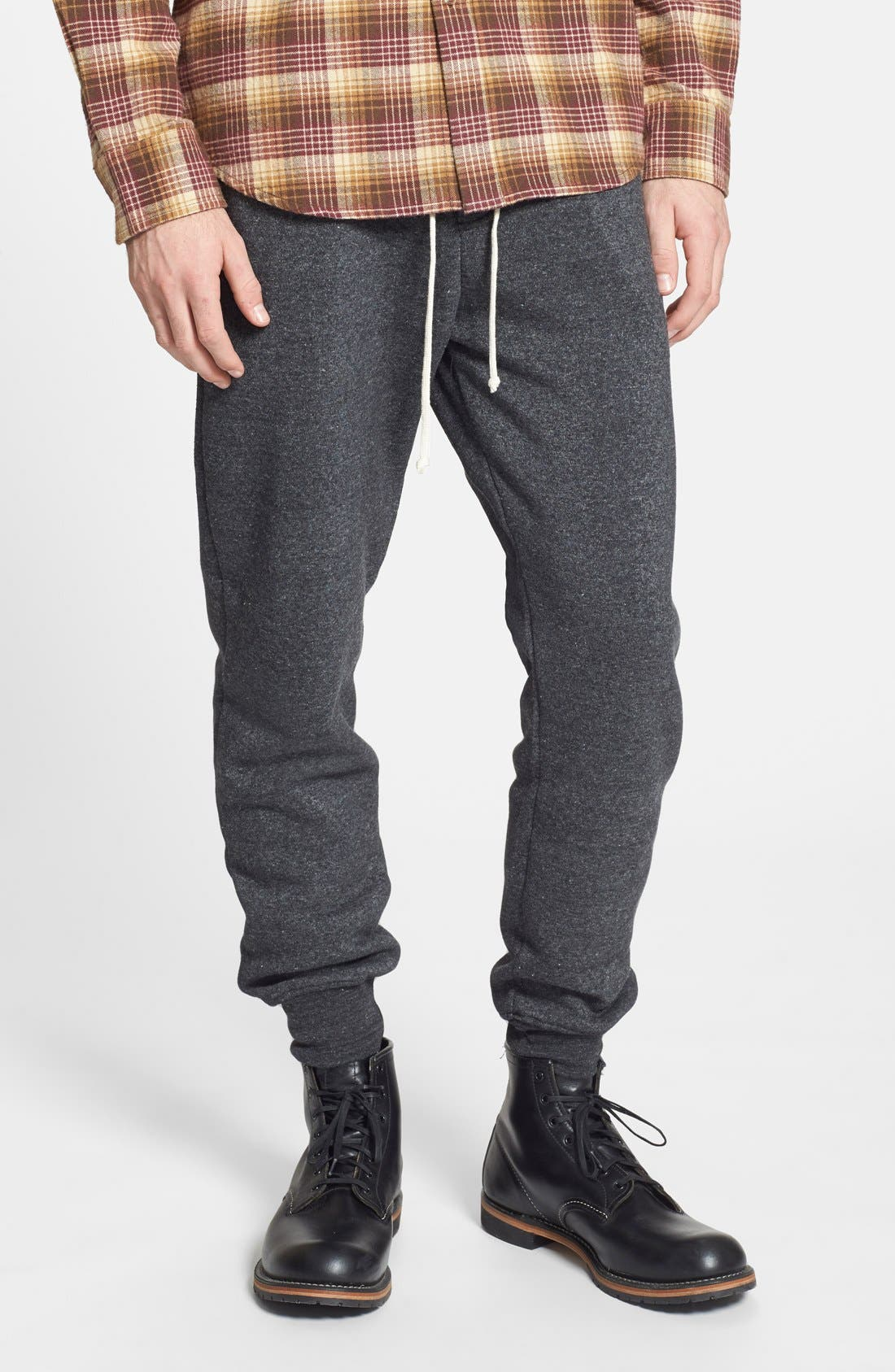 'Dodgeball' Eco Fleece Sweatpants,                             Main thumbnail 2, color,