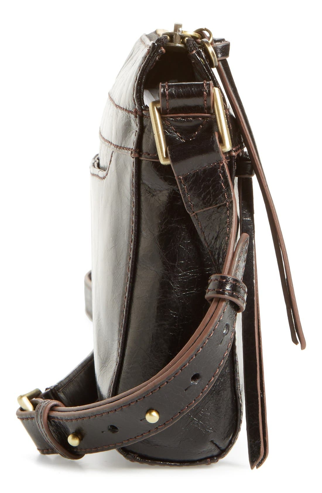 Tobey Leather Crossbody Bag,                             Alternate thumbnail 40, color,