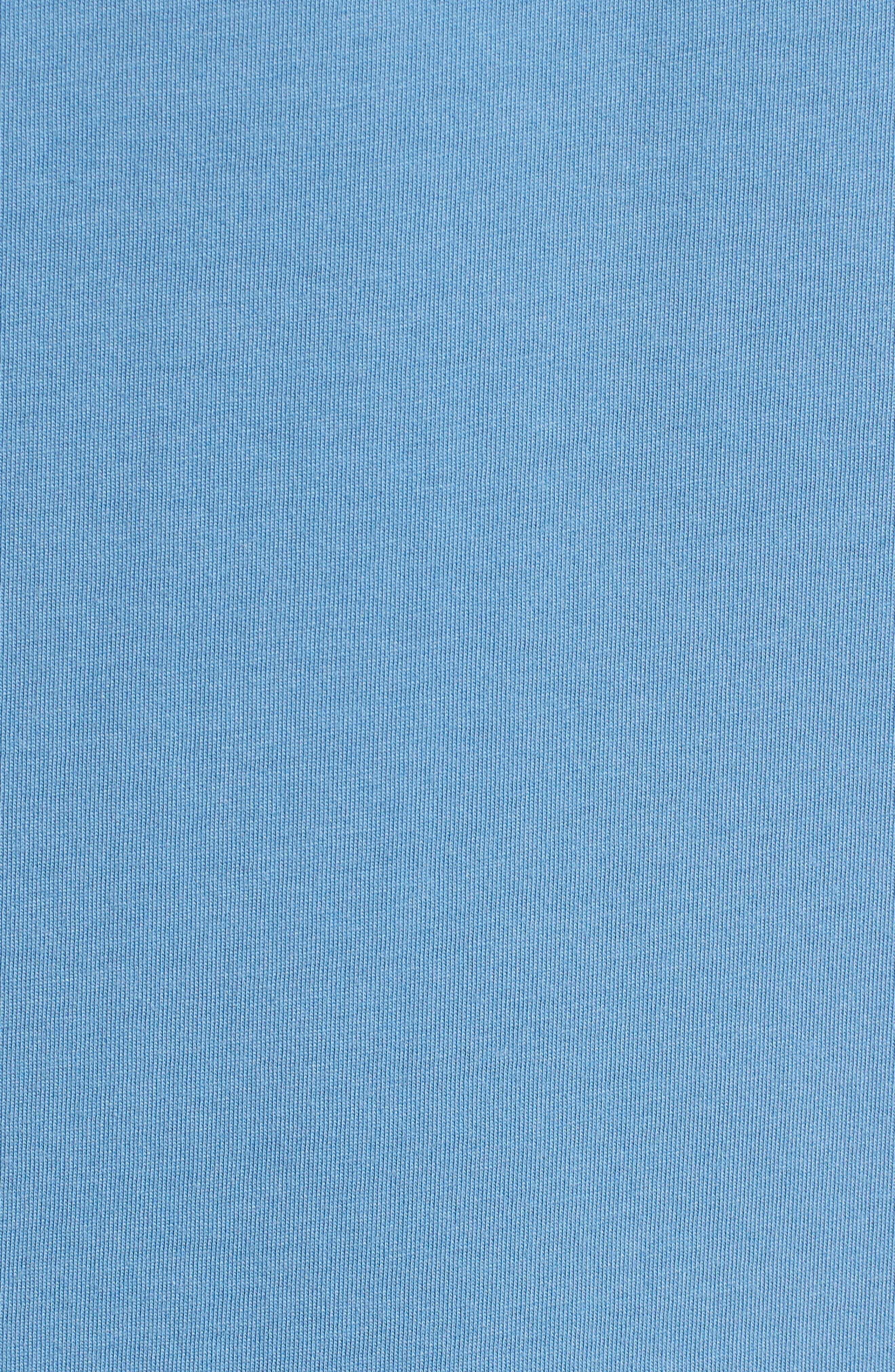 Appliqué Pocket T-Shirt,                             Alternate thumbnail 5, color,                             476