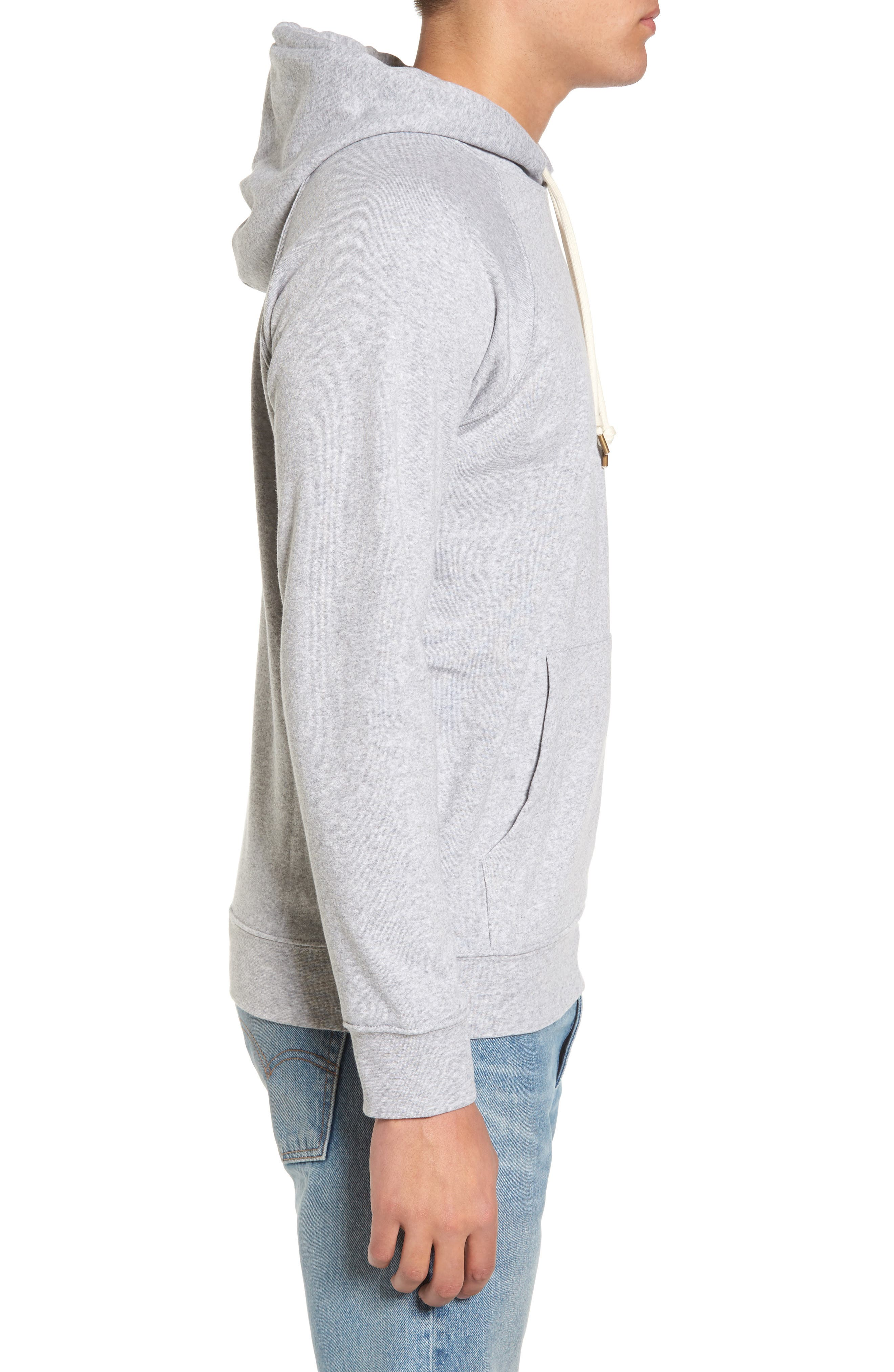Lofty Creature Comforts Hoodie,                             Alternate thumbnail 3, color,                             061