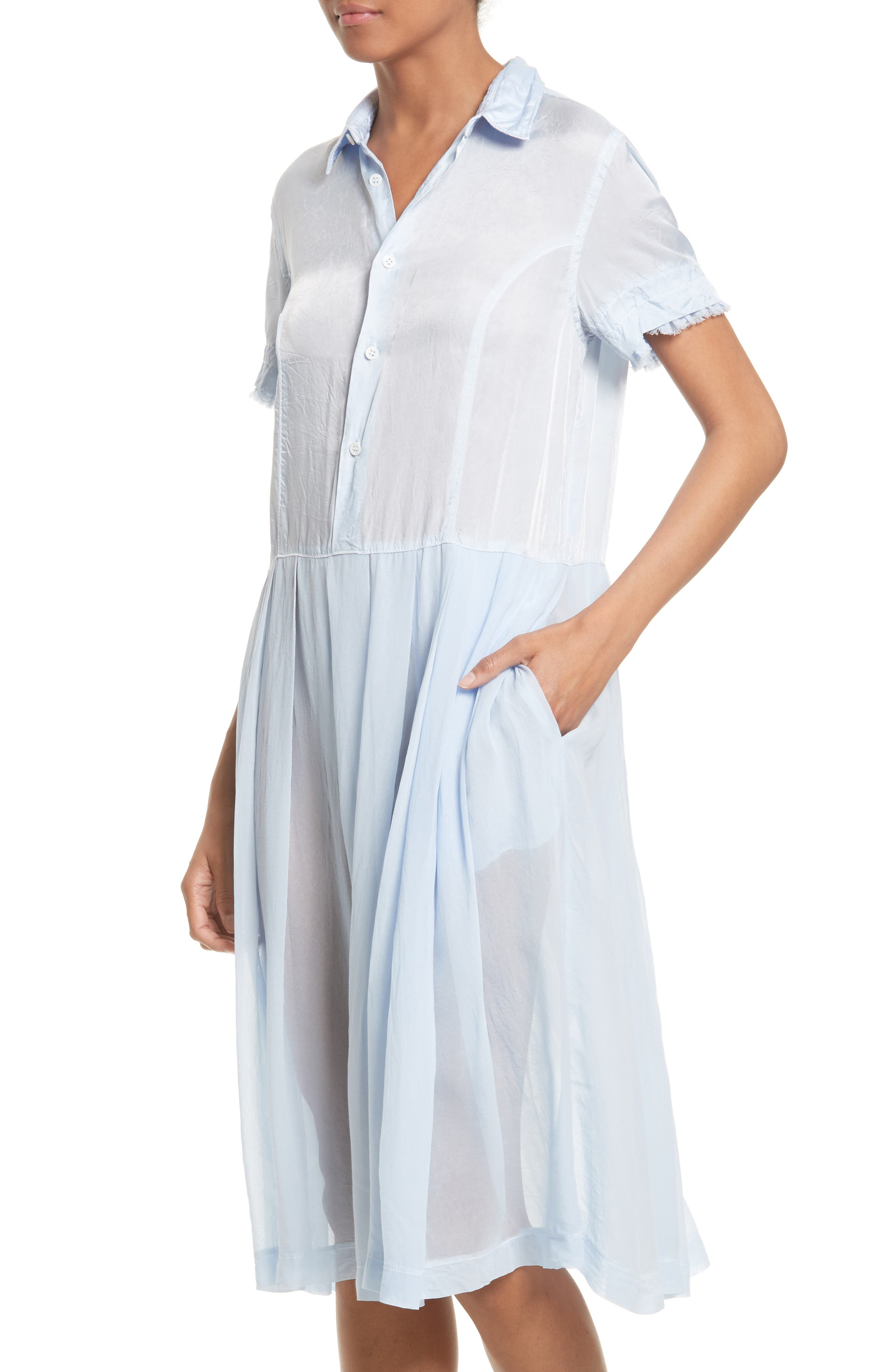 Shirtdress,                             Alternate thumbnail 4, color,                             400
