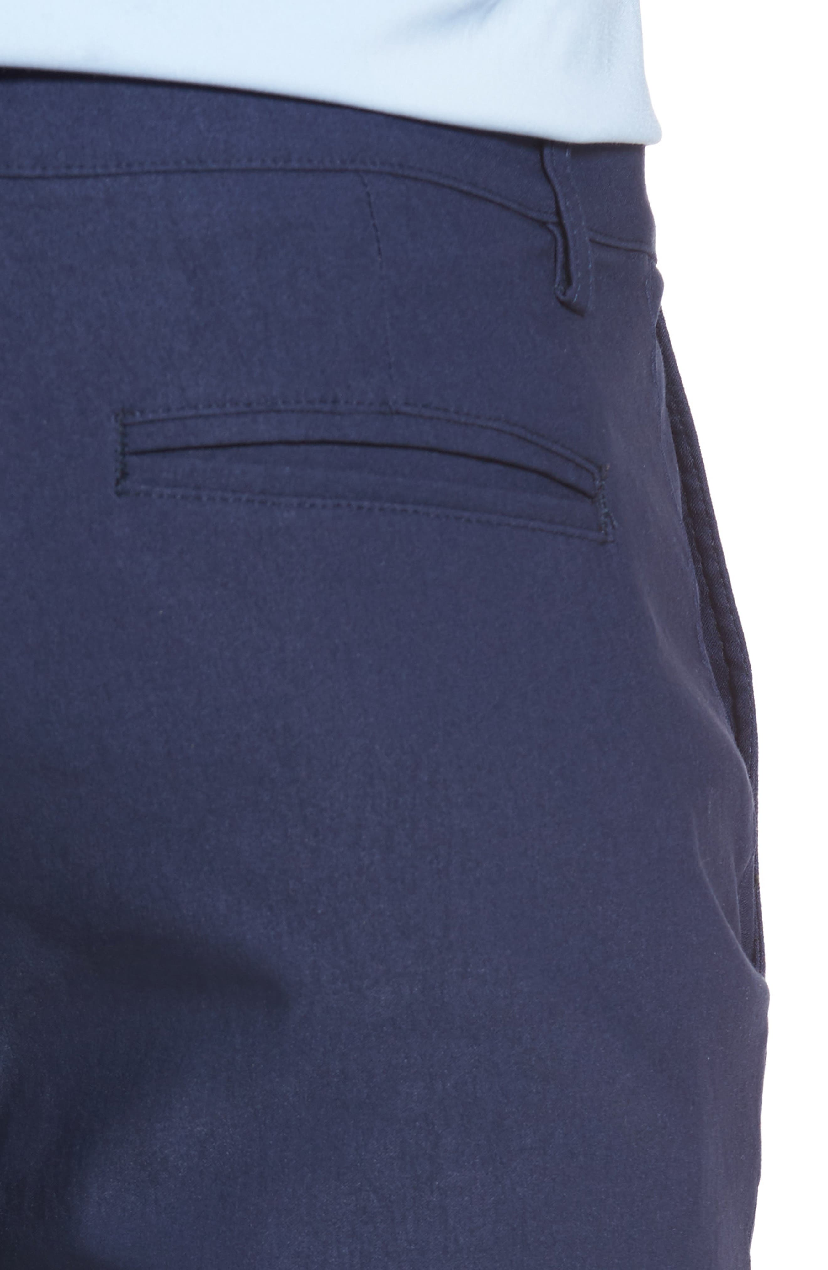 President Trim Fit Performance Chinos,                             Alternate thumbnail 4, color,                             400