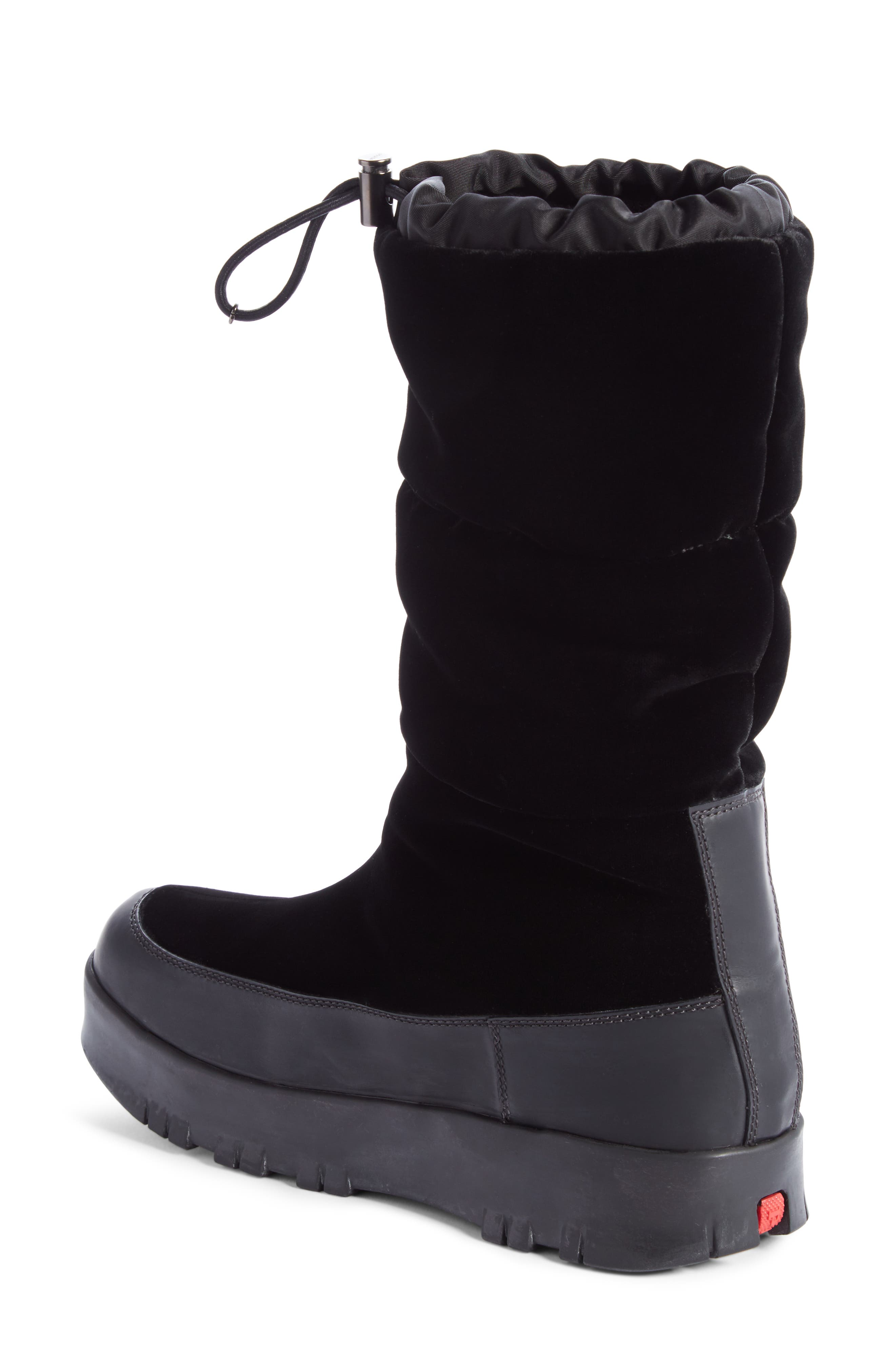 Logo Flatform Snow Boot,                             Alternate thumbnail 2, color,