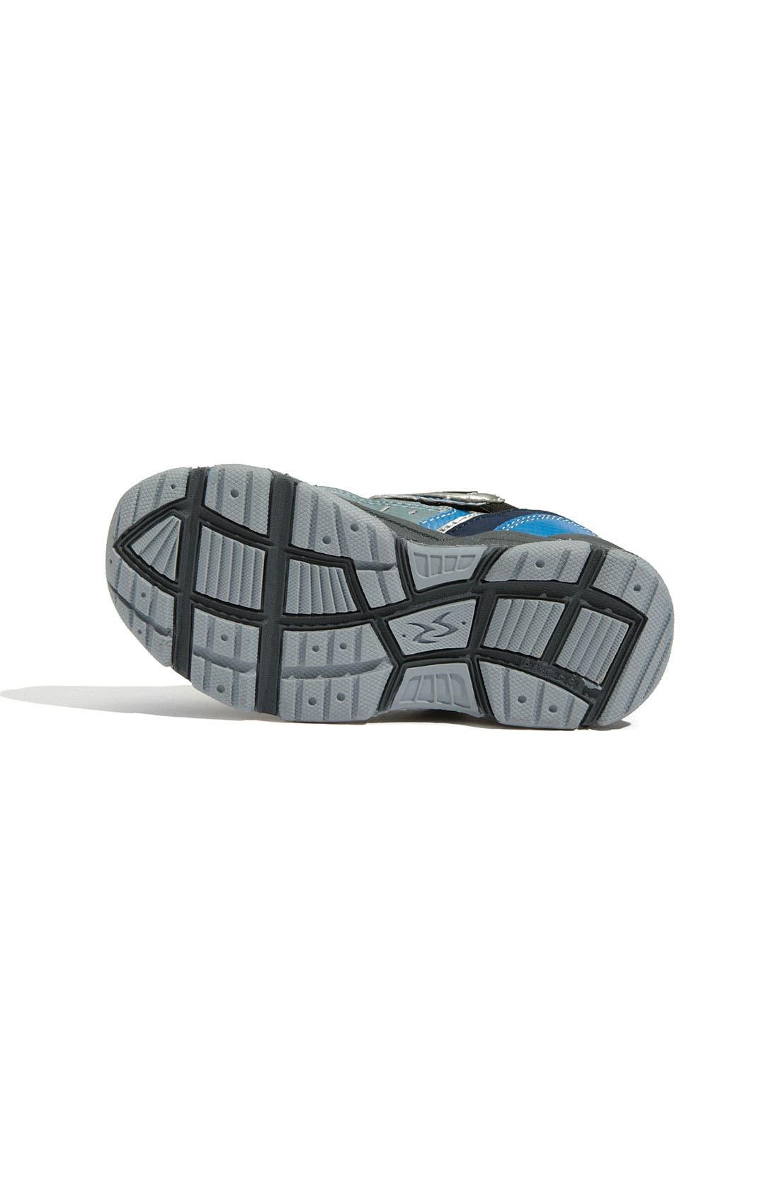 'Star Wars<sup>™</sup> - Pre Vizsla' Lighted Sneaker,                             Alternate thumbnail 4, color,                             089