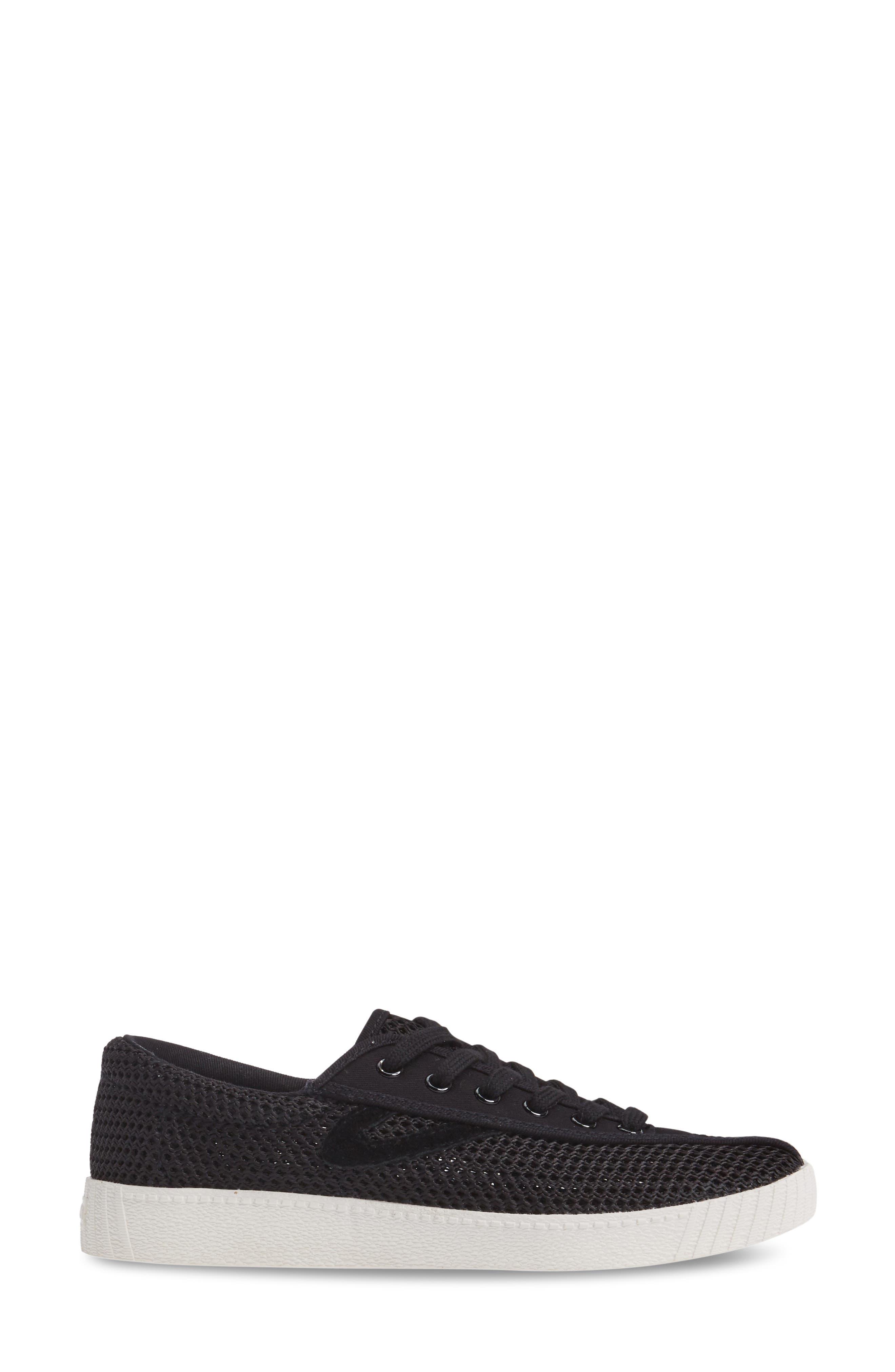 Nylite Sneaker,                             Alternate thumbnail 3, color,                             001