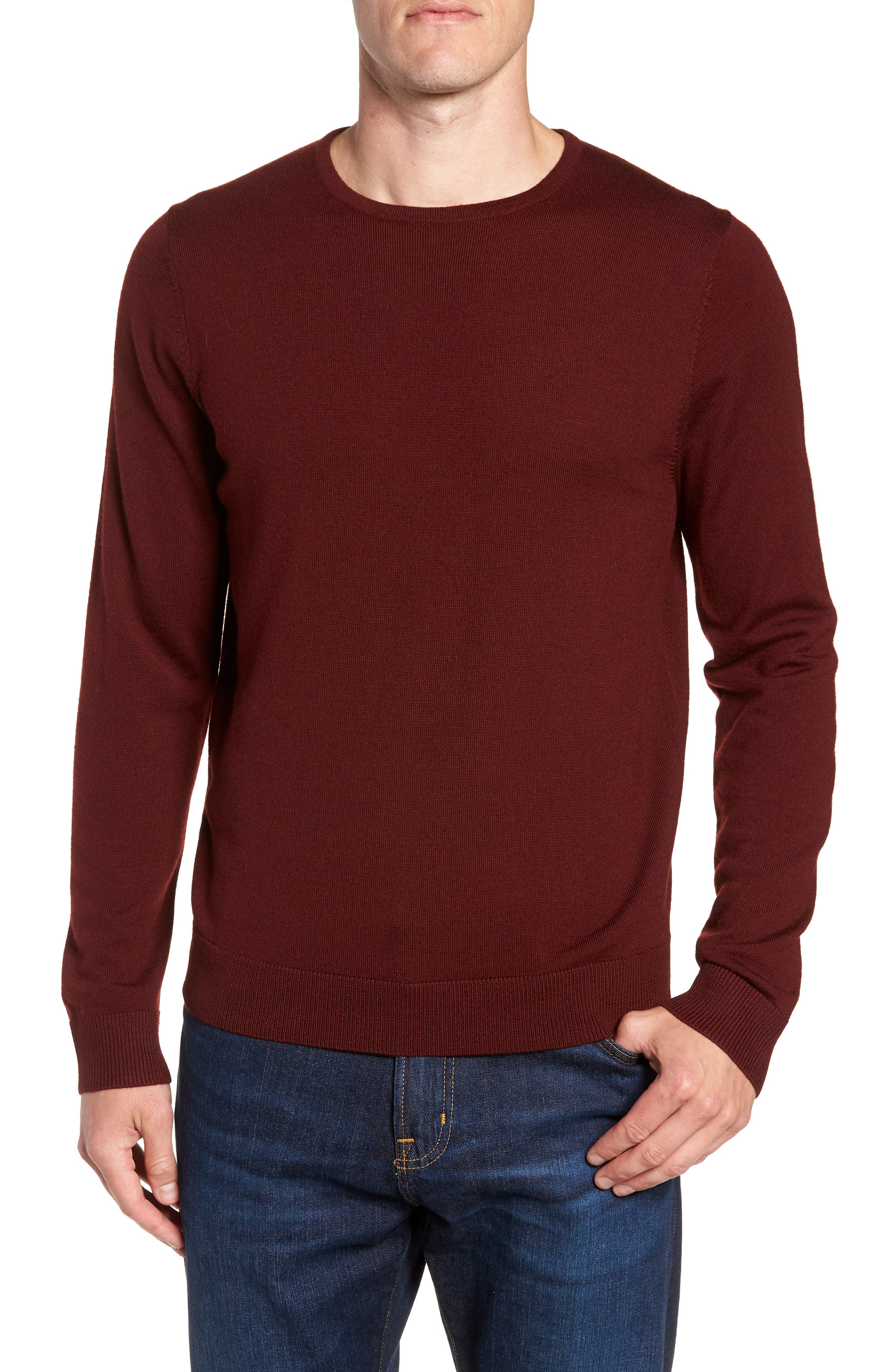 Nordstrom Shop Merino Wool Sweater